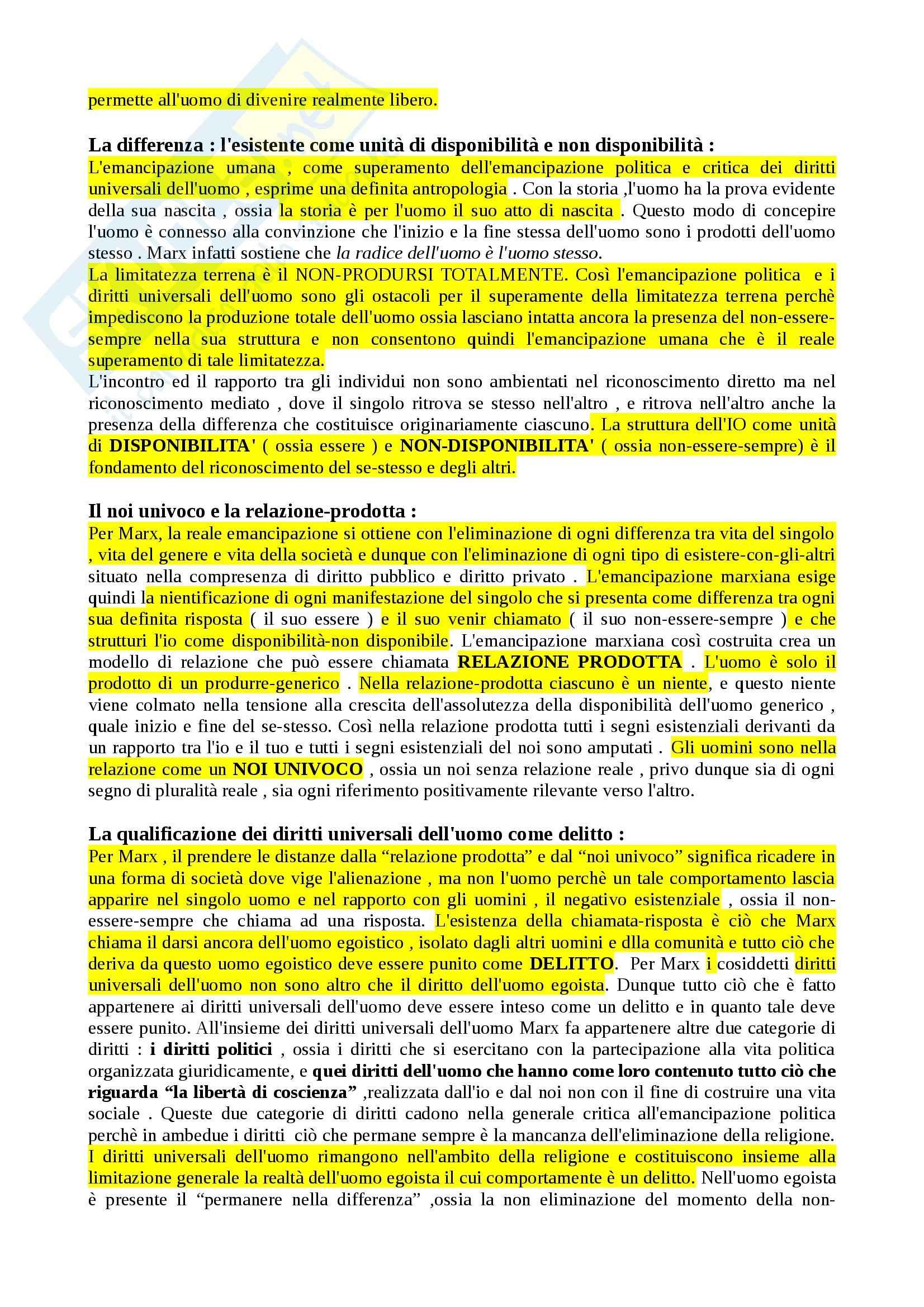 Riassunto esame Filosofia del diritto, prof. Romano, libro consigliato Filosofia e filosofie del diritto Pag. 16