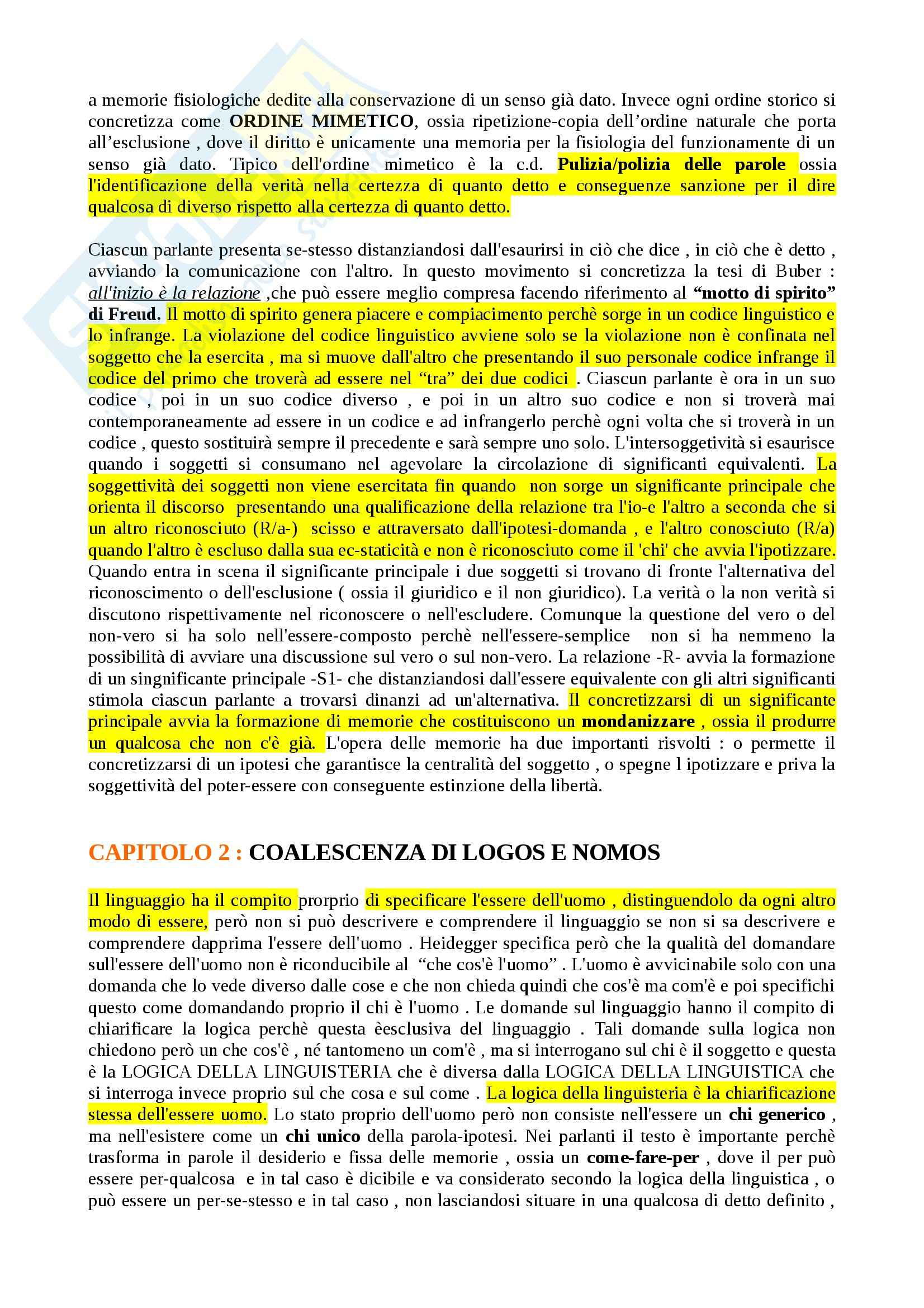 Riassunto esame Filosofia del diritto, prof. Romano, libro consigliato Filosofia e filosofie del diritto Pag. 6