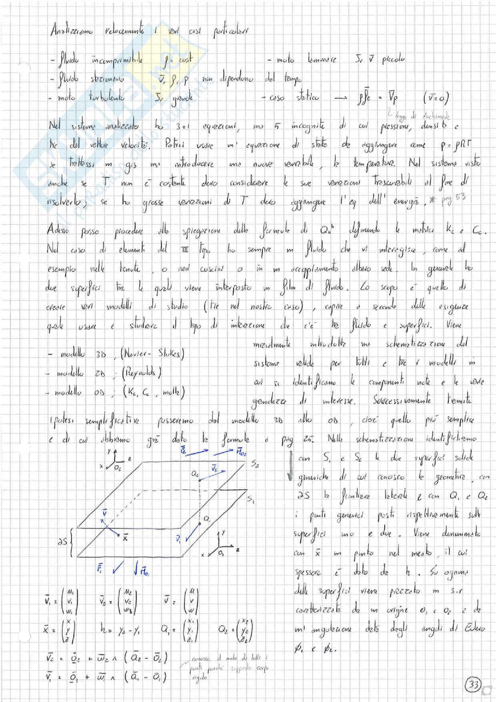 Dinamica dei Rotori - Teoria Pag. 41