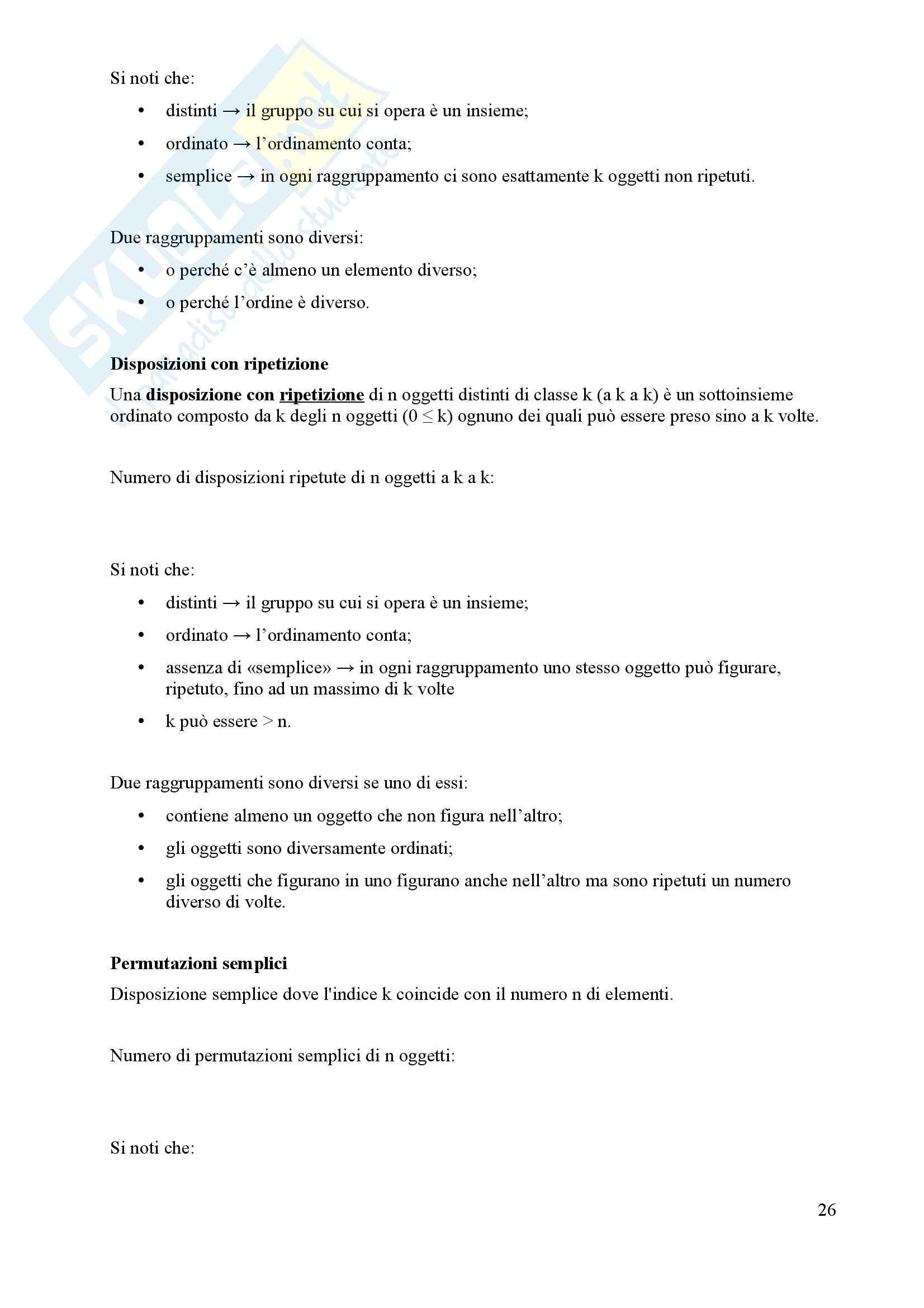 Algoritmi e Programmazione - Appunti Pag. 26
