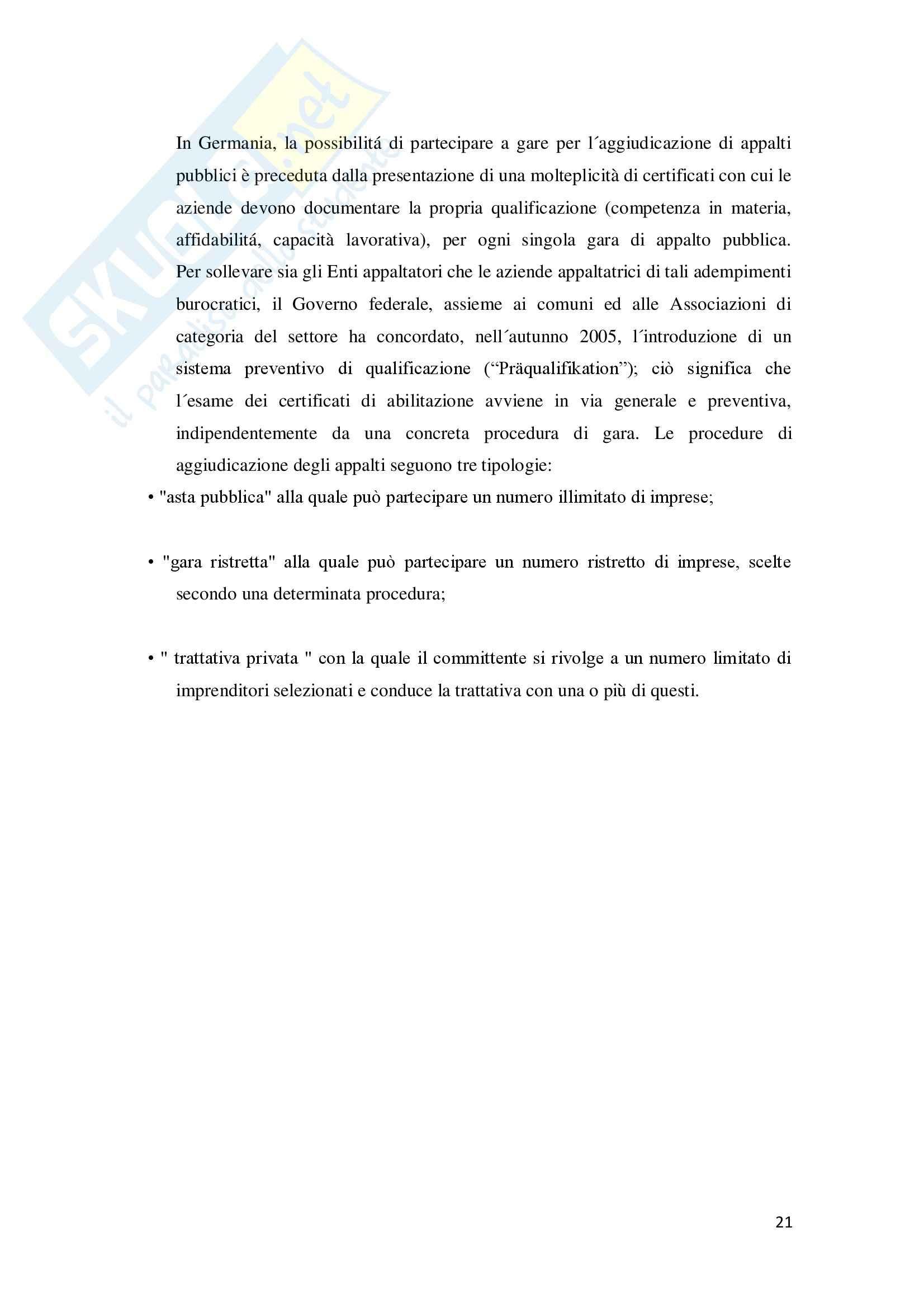 Qualificazione delle imprese, Impianti industriali Pag. 21