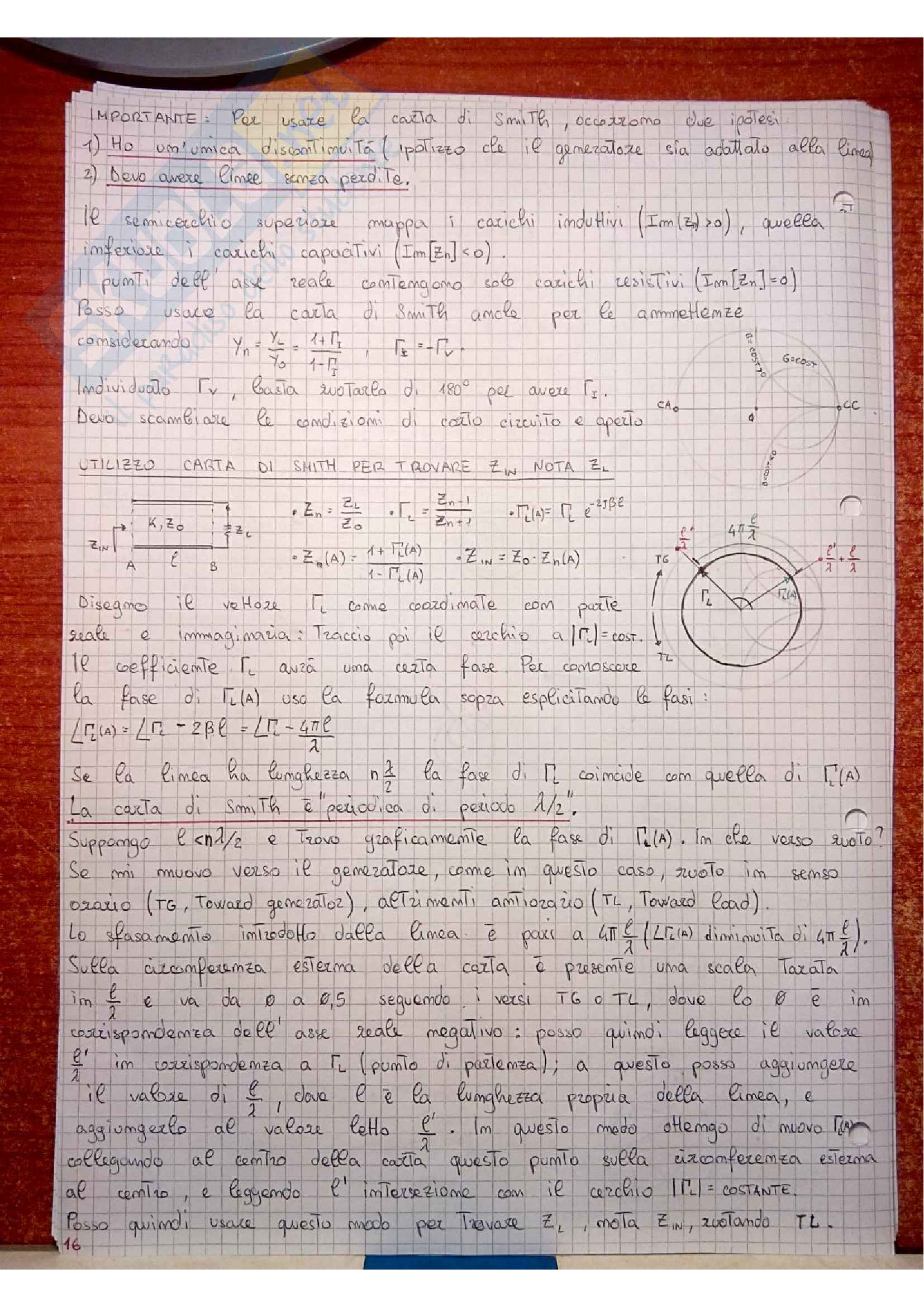 Applicazioni Industriali dell' Elettromagnetismo - Teoria Pag. 16