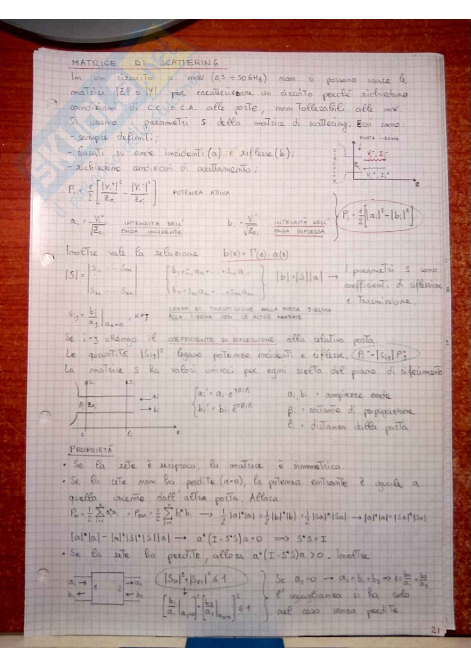 Applicazioni Industriali dell' Elettromagnetismo - Teoria Pag. 21