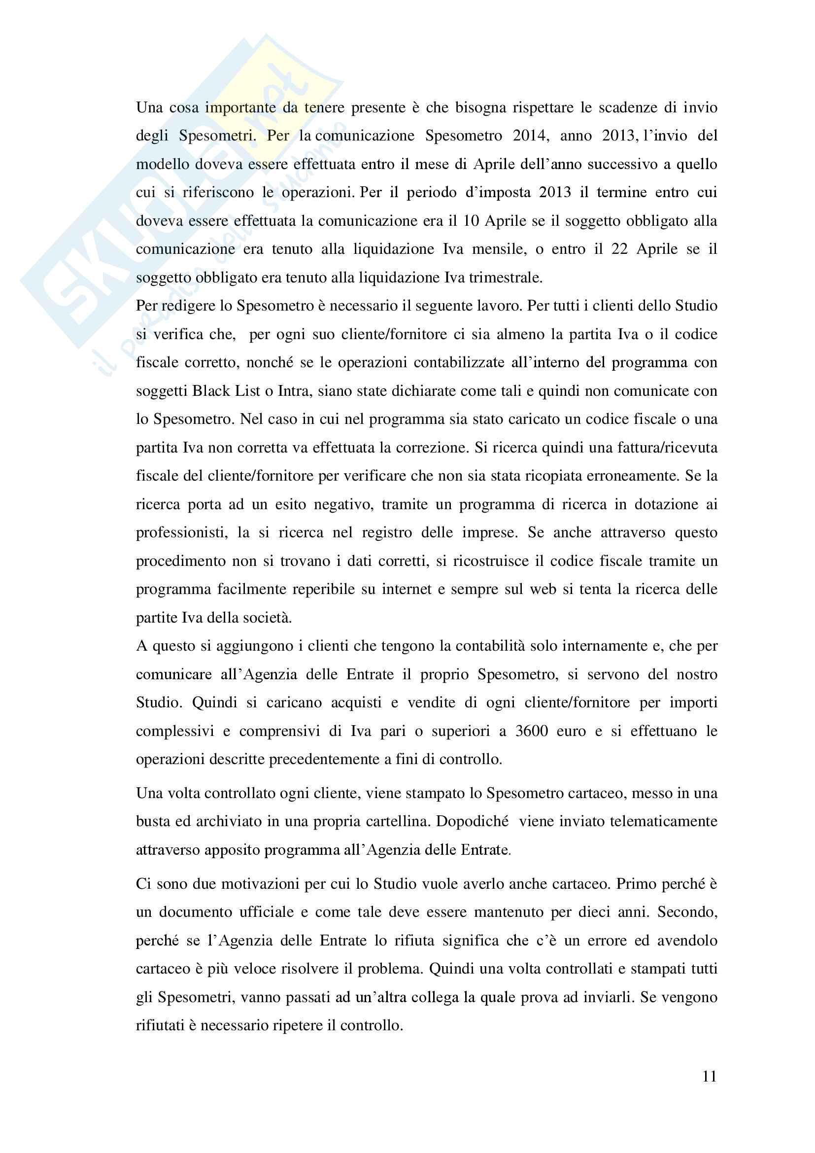 Tesi Economia in Studio di Commercialisti Pag. 11