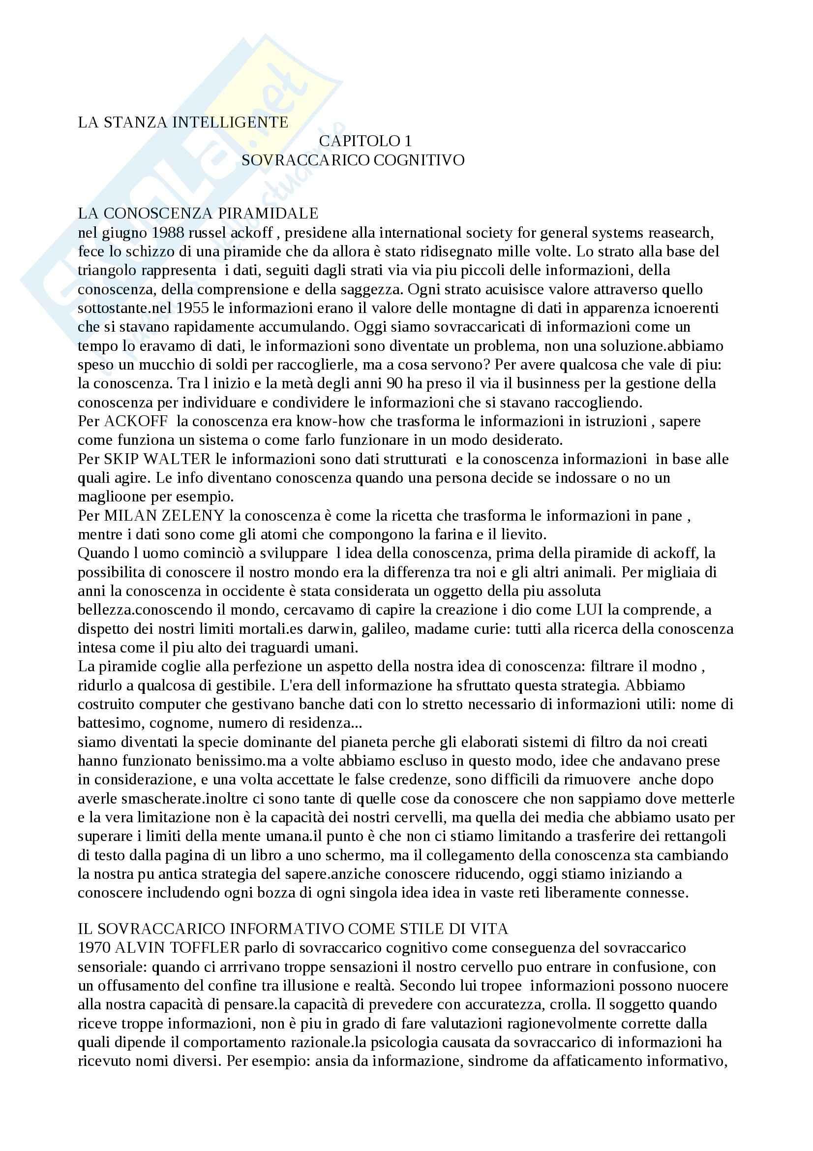 appunto M. Pireddu Comunicazione multimediale