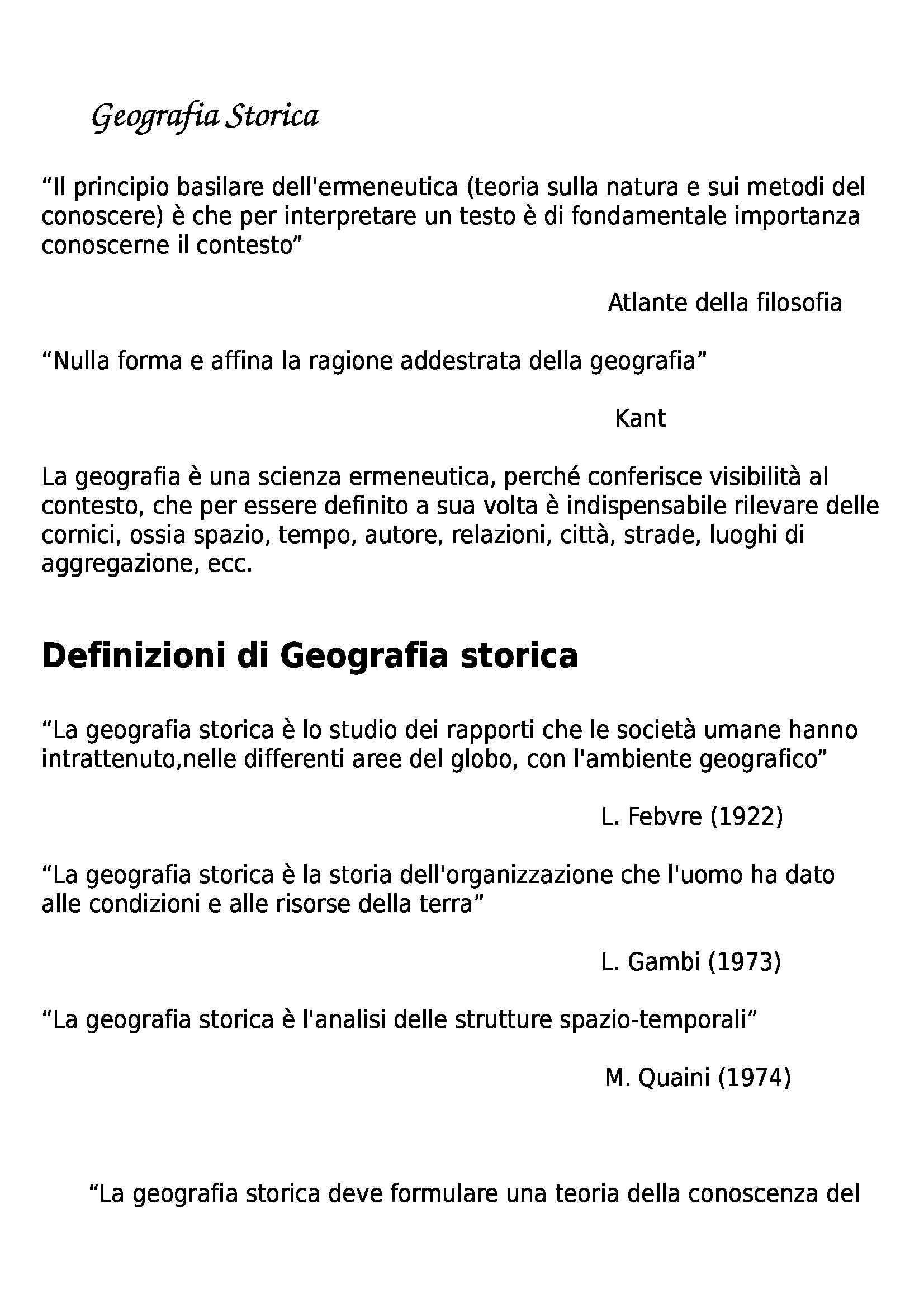 Riassunto esame Geografia Storica, prof. Pase, libro consigliato Armi, Acciaio e Malattie di Diamond