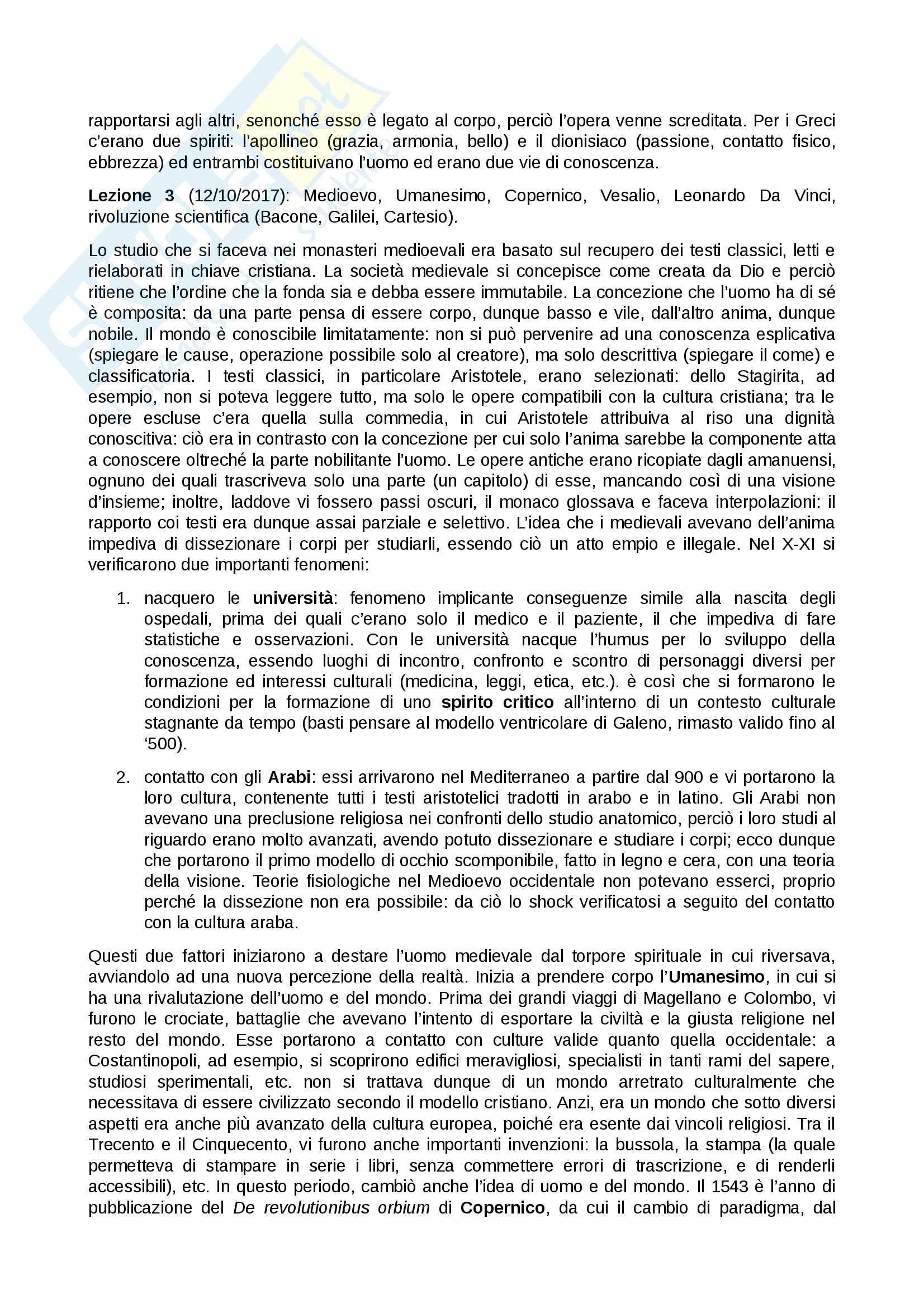 Fondamenti di Psicologia Generale (Prof.ssa Morabito) Mod. A Pag. 6