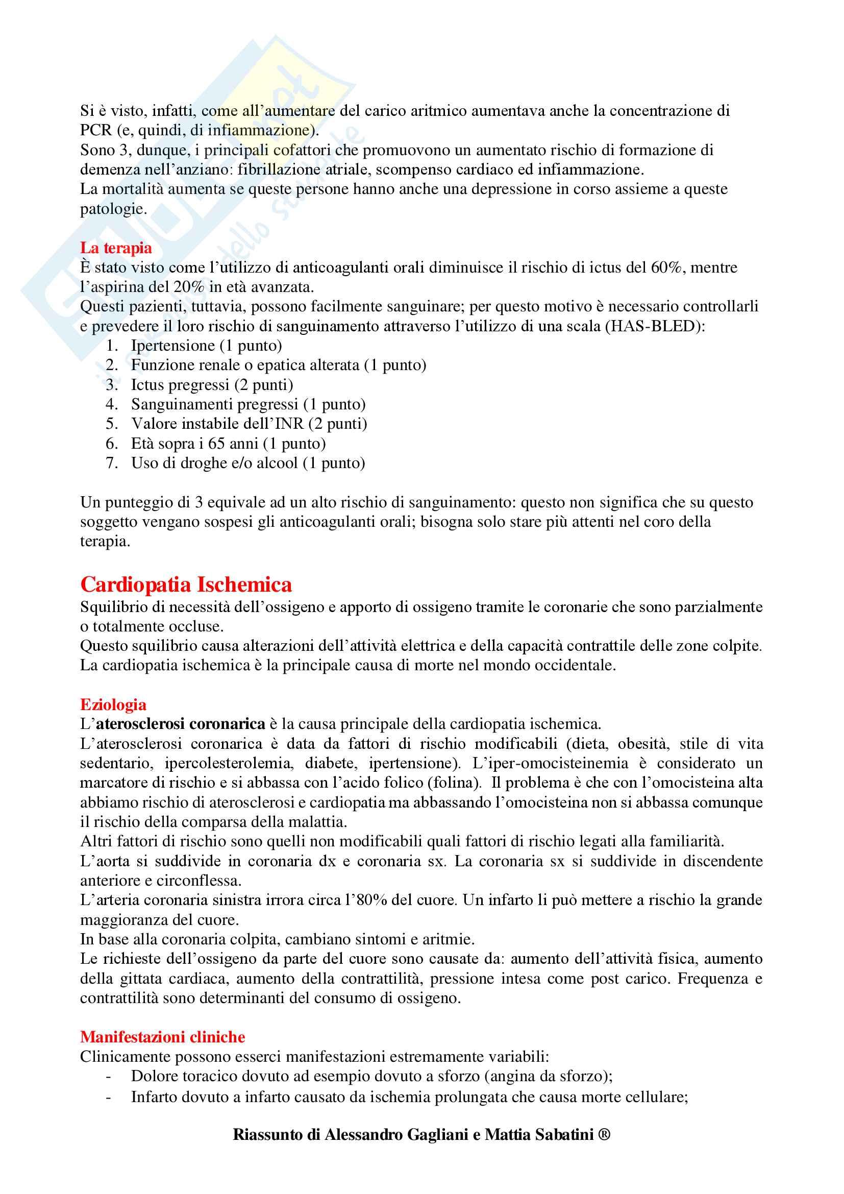 Geriatria - Appunti Completi Pag. 16