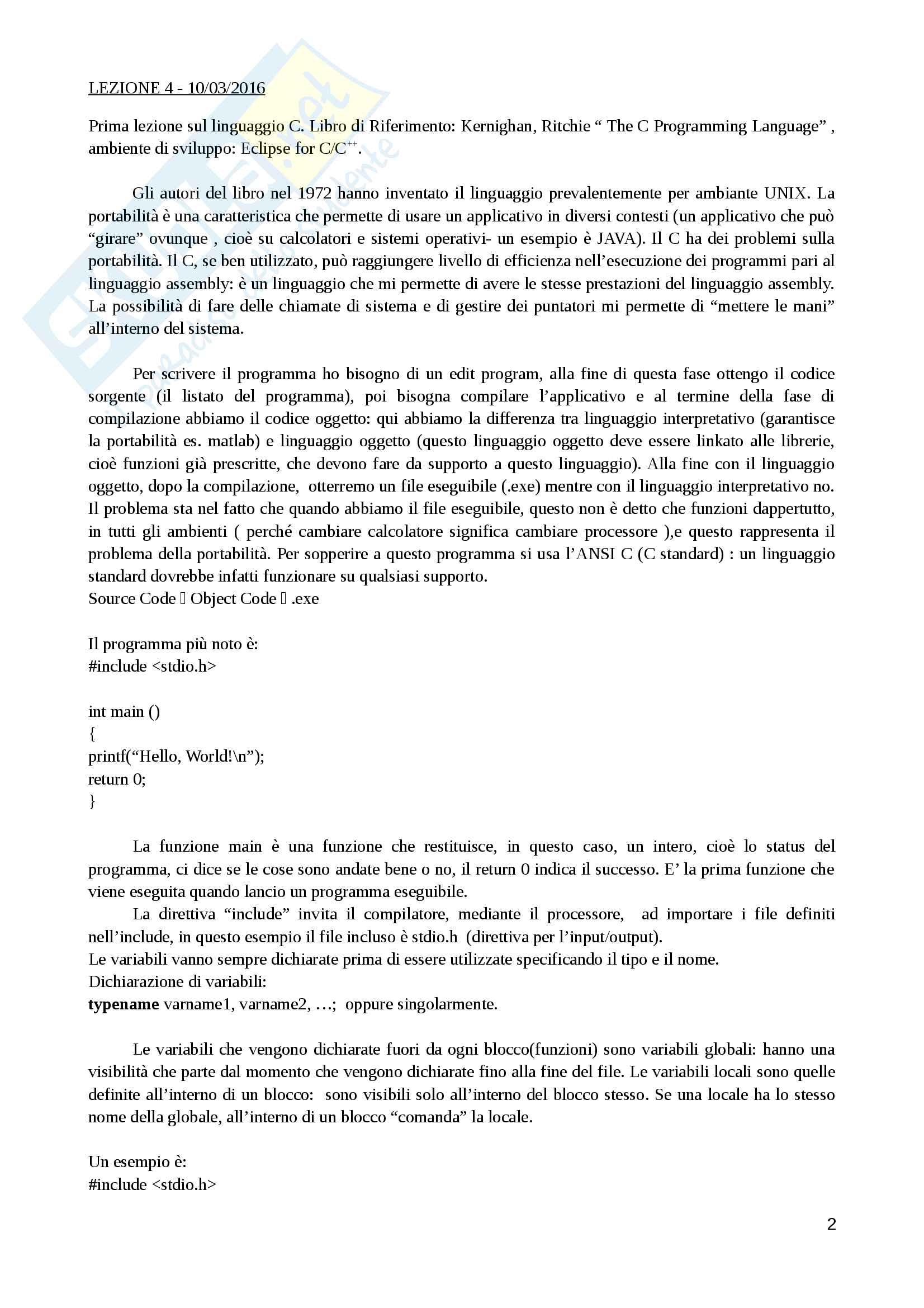 Appunti Di Colace Parte I Pag. 2