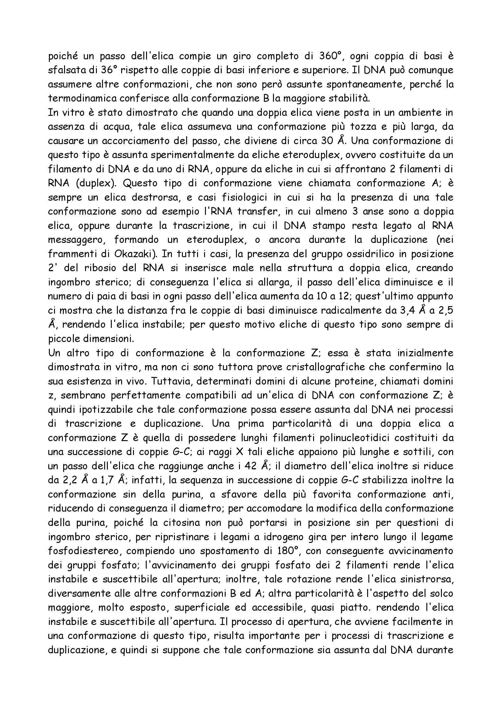 Biologia Molecolare Pag. 6