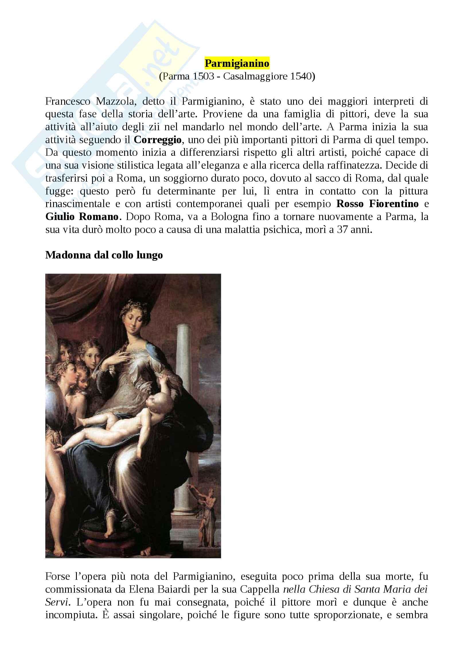 Manierismo Pag. 6