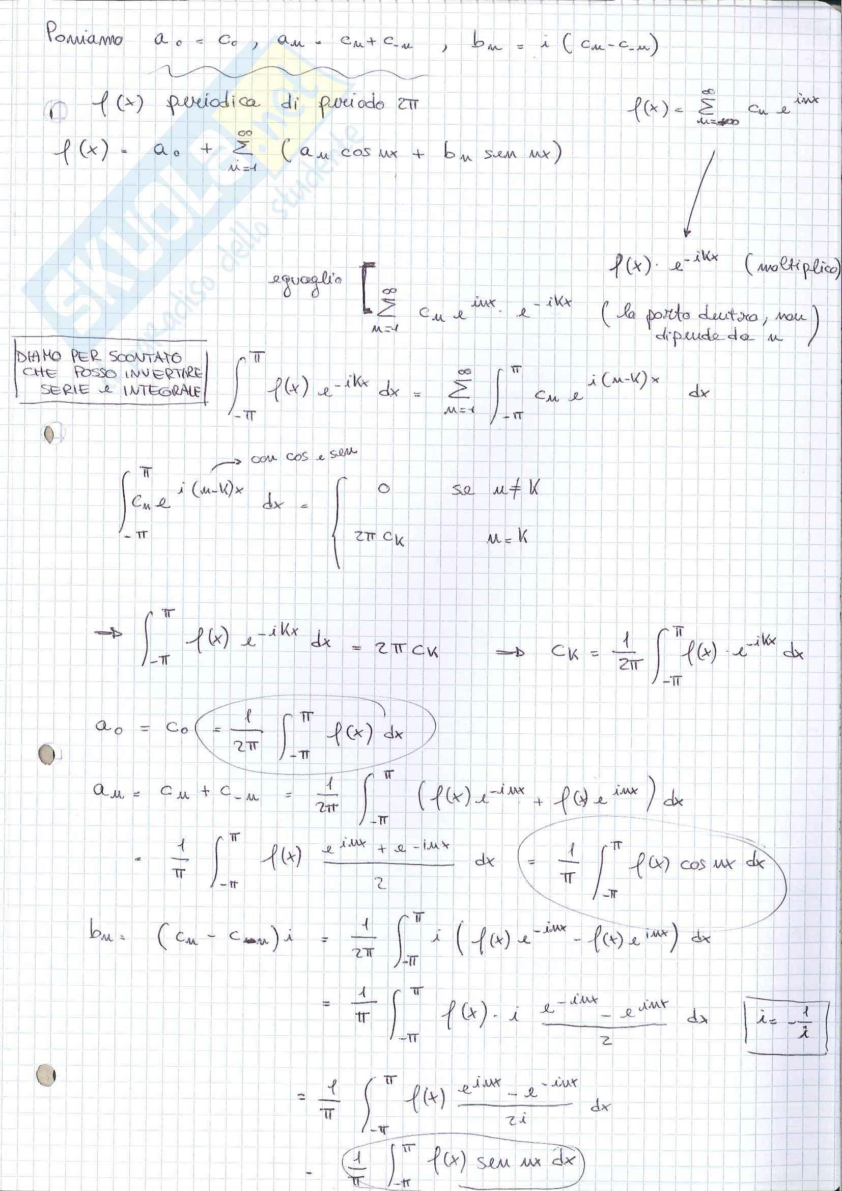 Analisi 1 - appunti seconda parte del programma Pag. 126