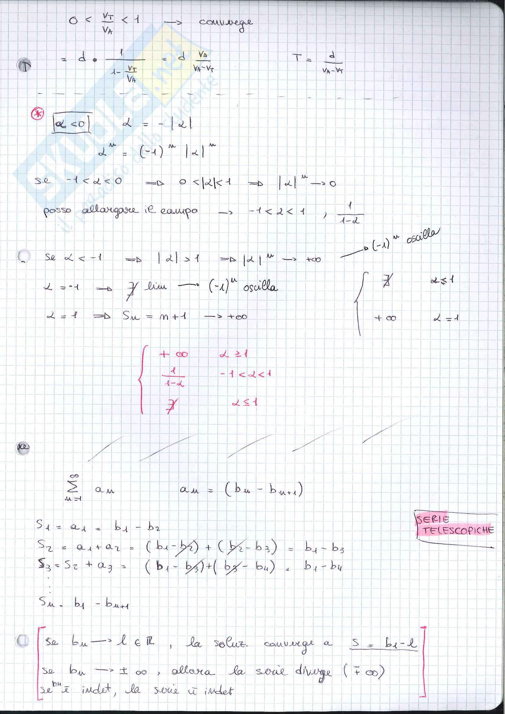 Analisi 1 - appunti seconda parte del programma Pag. 86