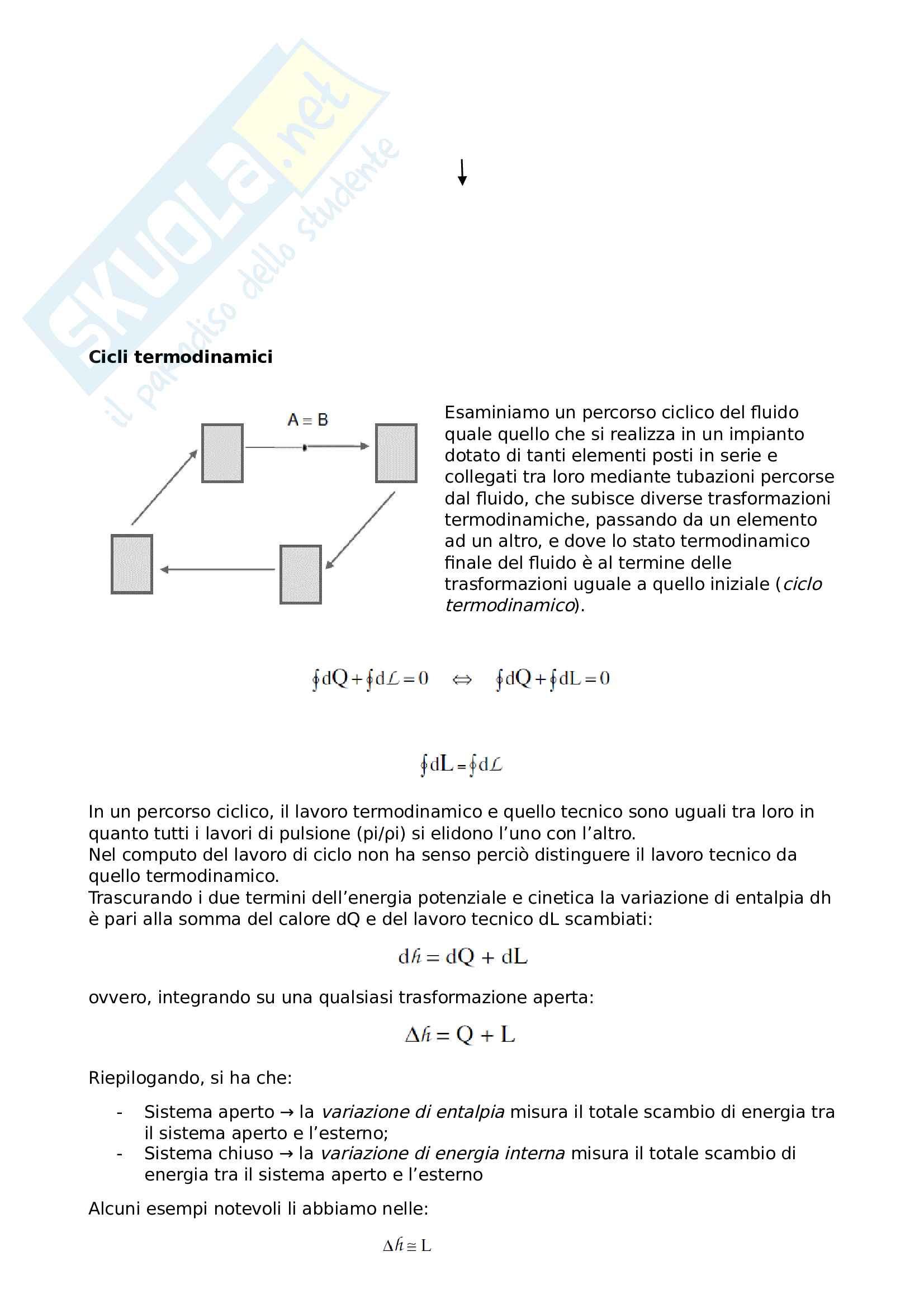 Termodinamica applicata Pag. 6