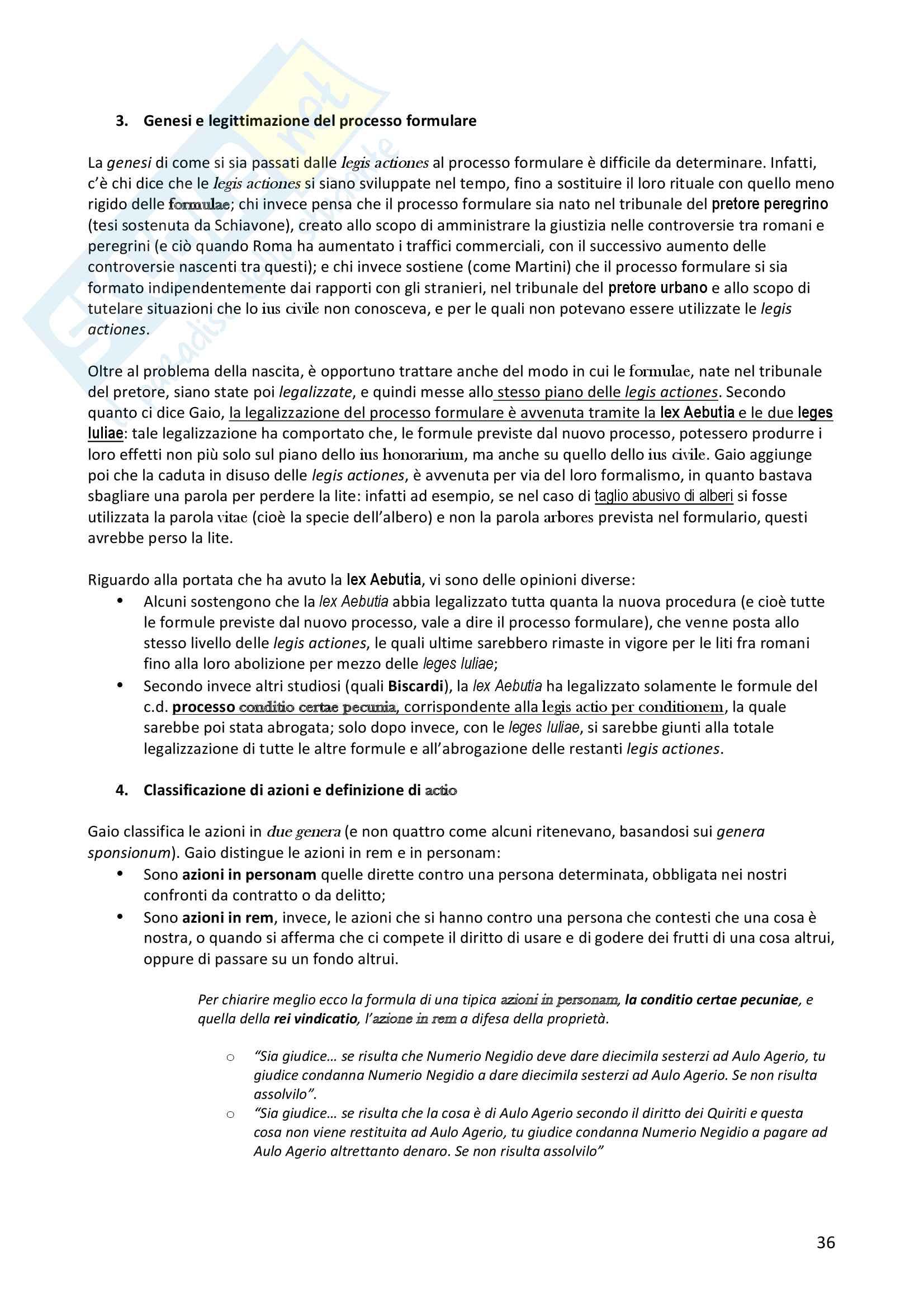 Diritto romano privato Pag. 36