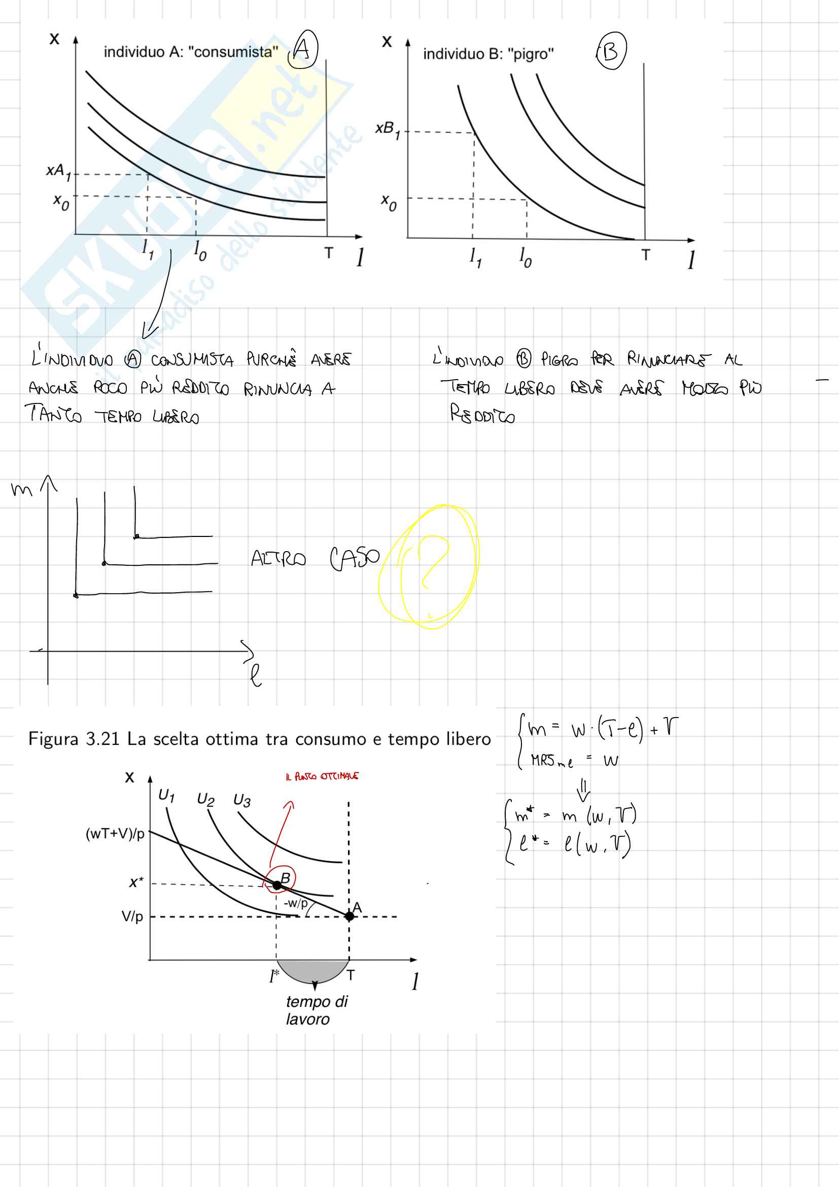 Appunti delle lezioni del corso di Economia Politica I (Microeconomia) Pag. 11