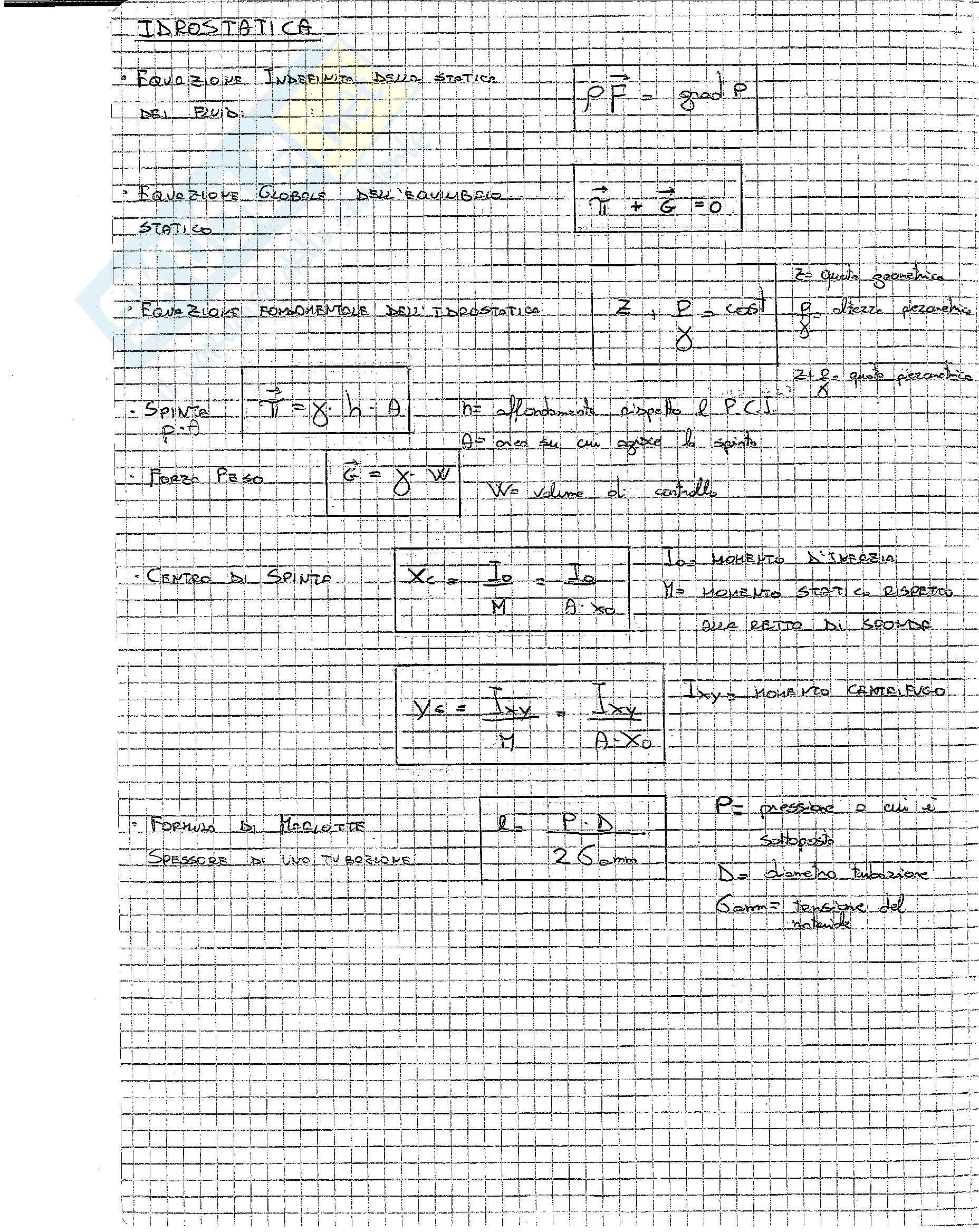 Formulario Idraulica Pag. 2