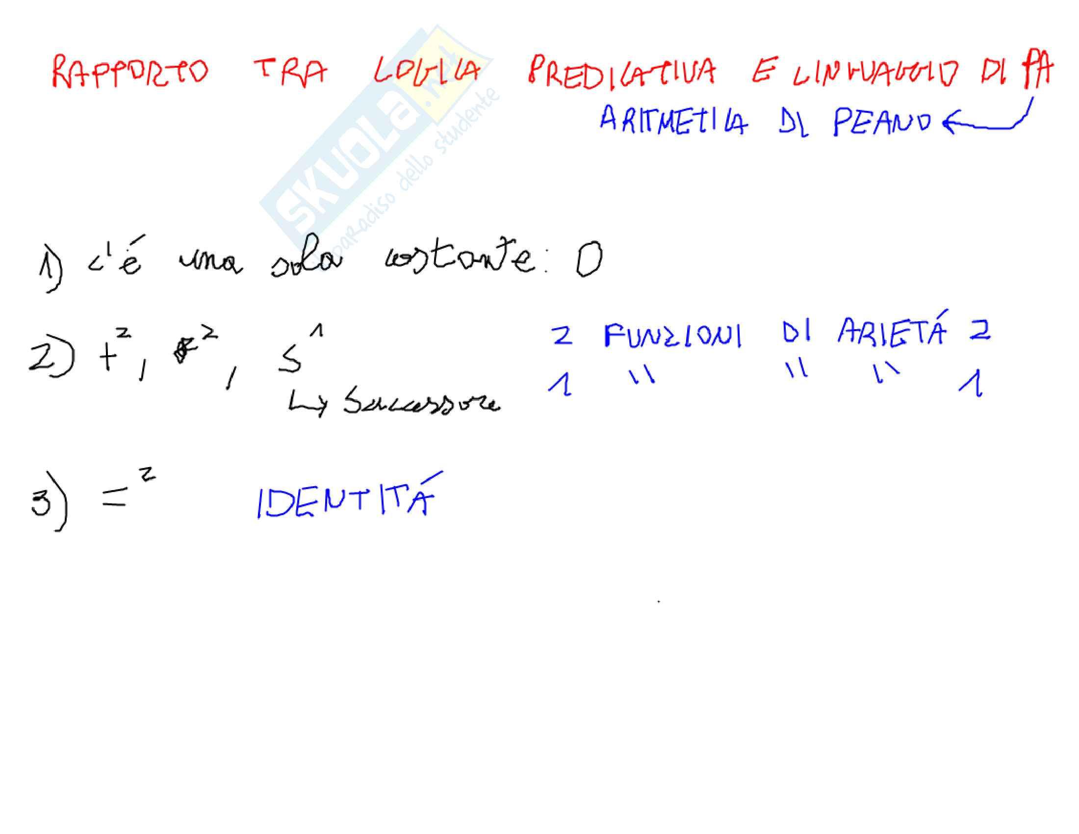 Appunti logica proposizionale e predicativa Pag. 31