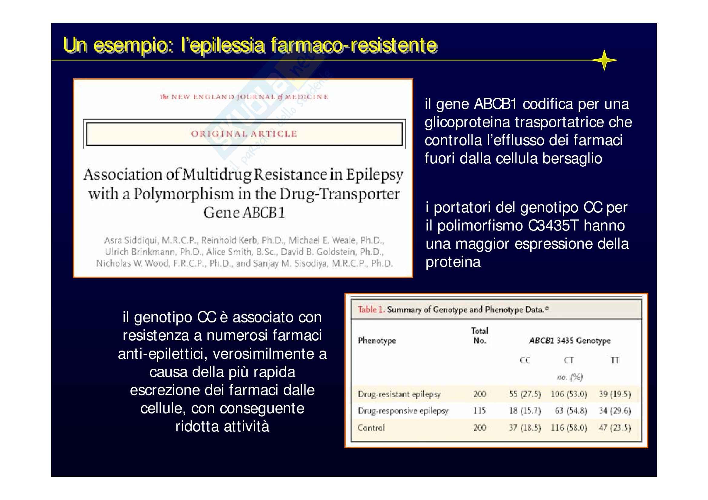 Genetica medica - lezioni Pag. 66