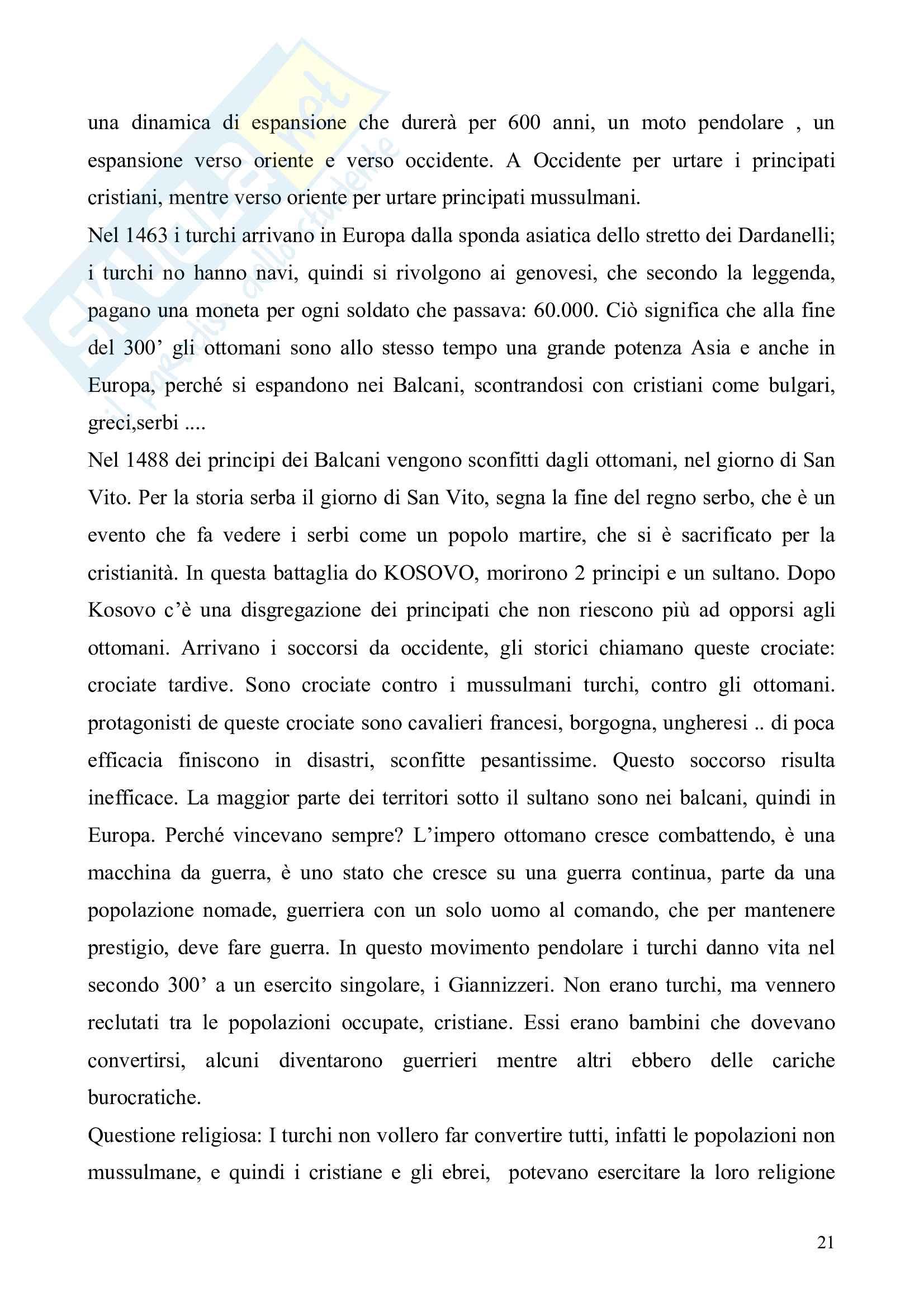 Storia Moderna dal 1492 Pag. 21