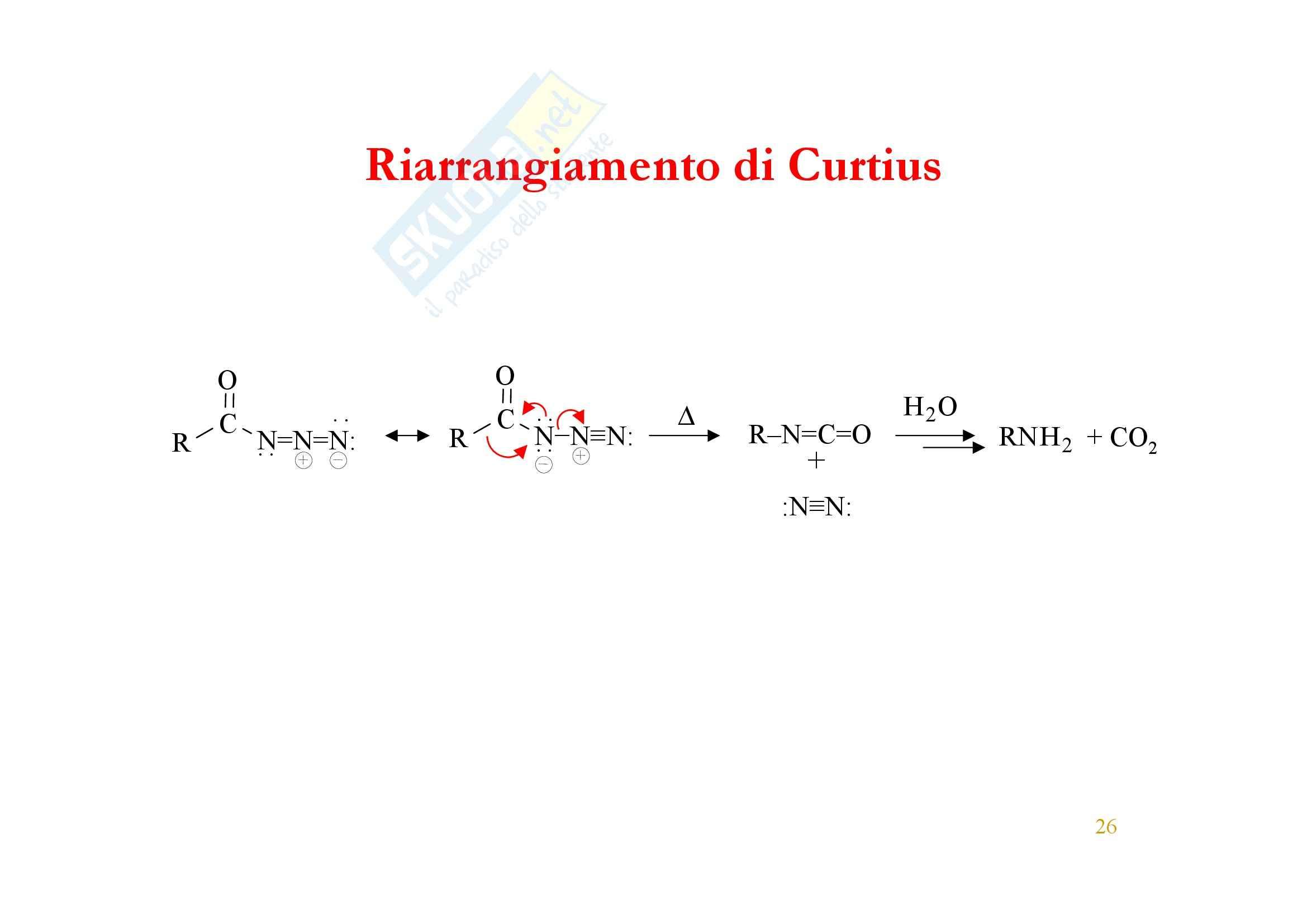 Chimica organica - reattività delle ammine Pag. 26