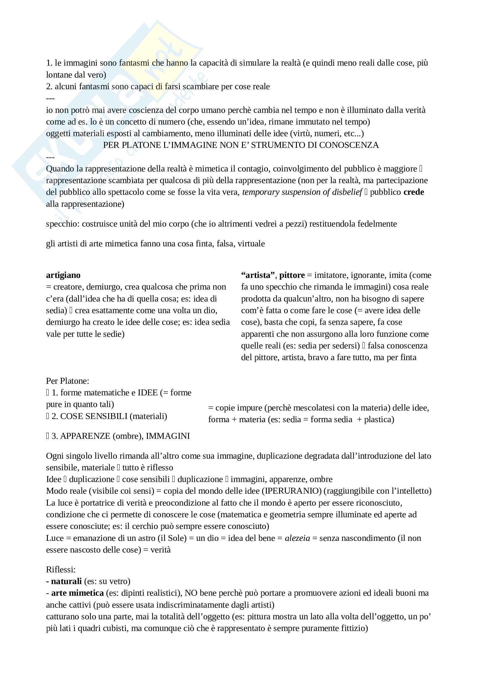 Appunti di estetica Pag. 2