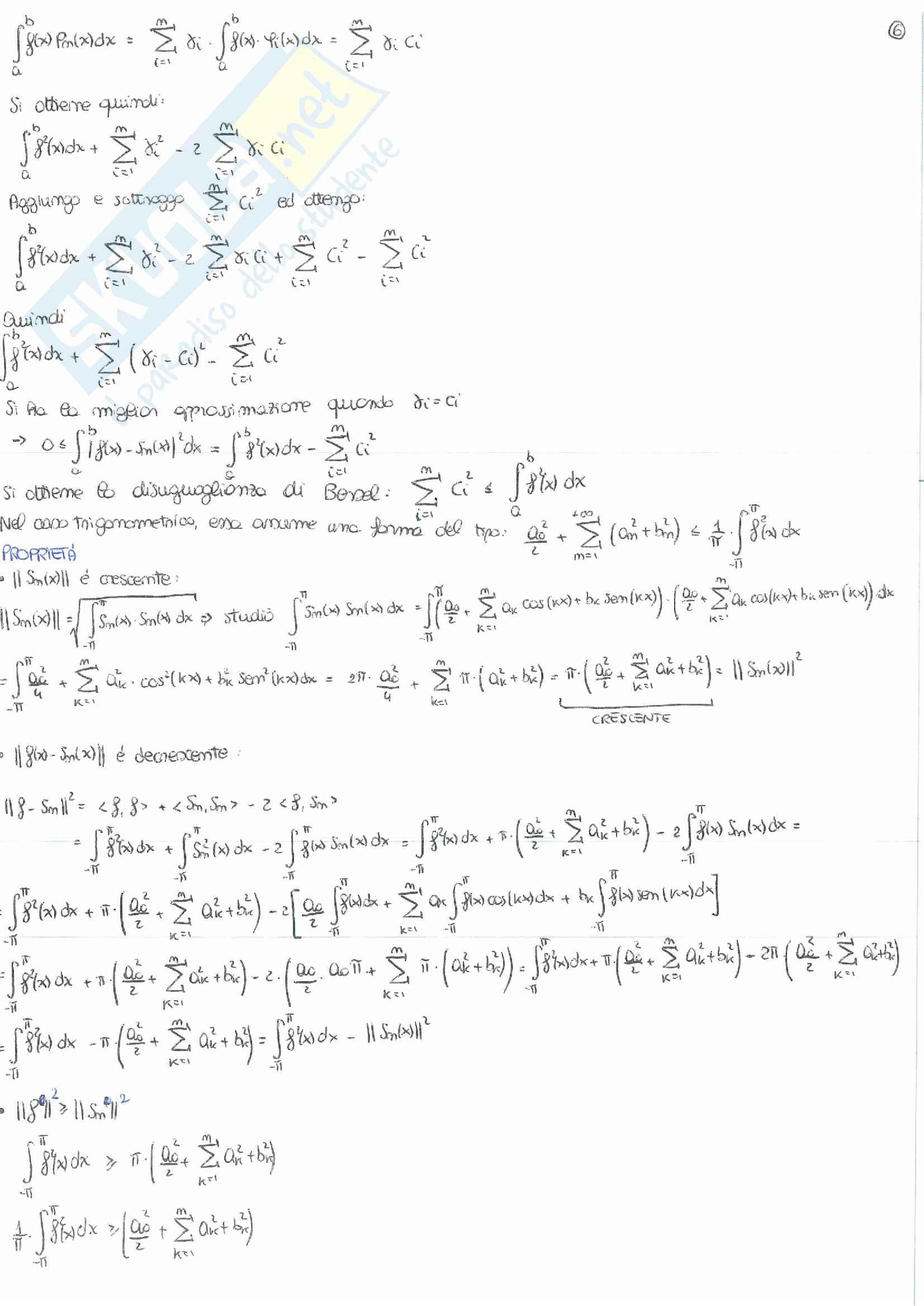 Appunti complementi di analisi matematica Pag. 11