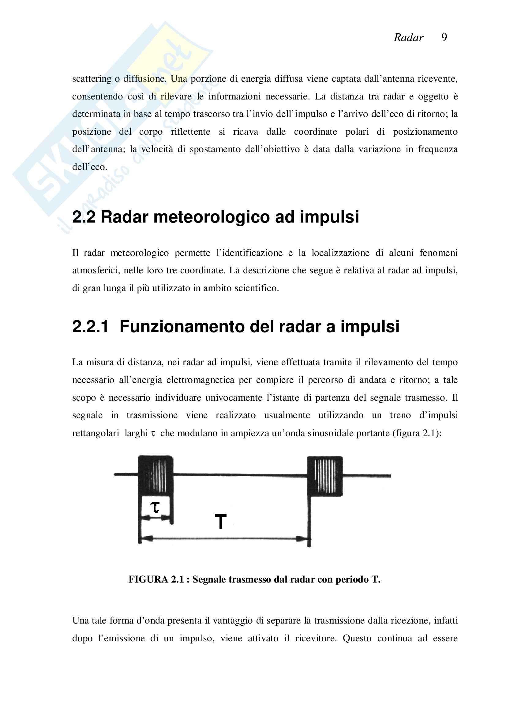 Introduzione ai radar, D'Amico Pag. 2