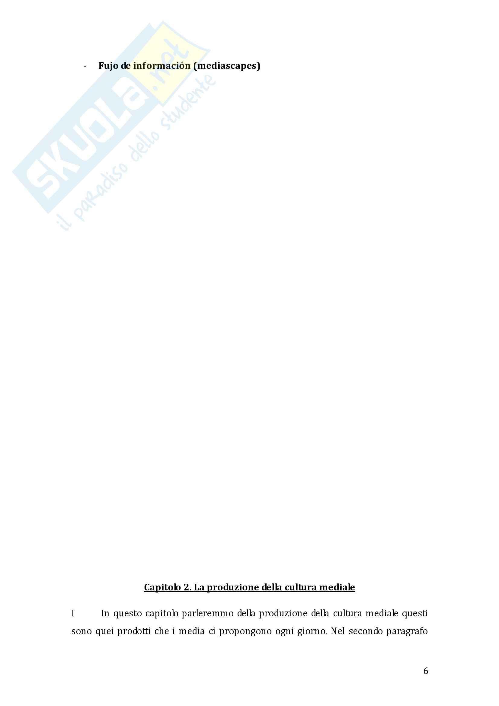 Riassunto esame Teoria e Tecniche delle Comunicazione di massa, prof. Rizza, libro consigliato Teoria dei media, Boni Pag. 6
