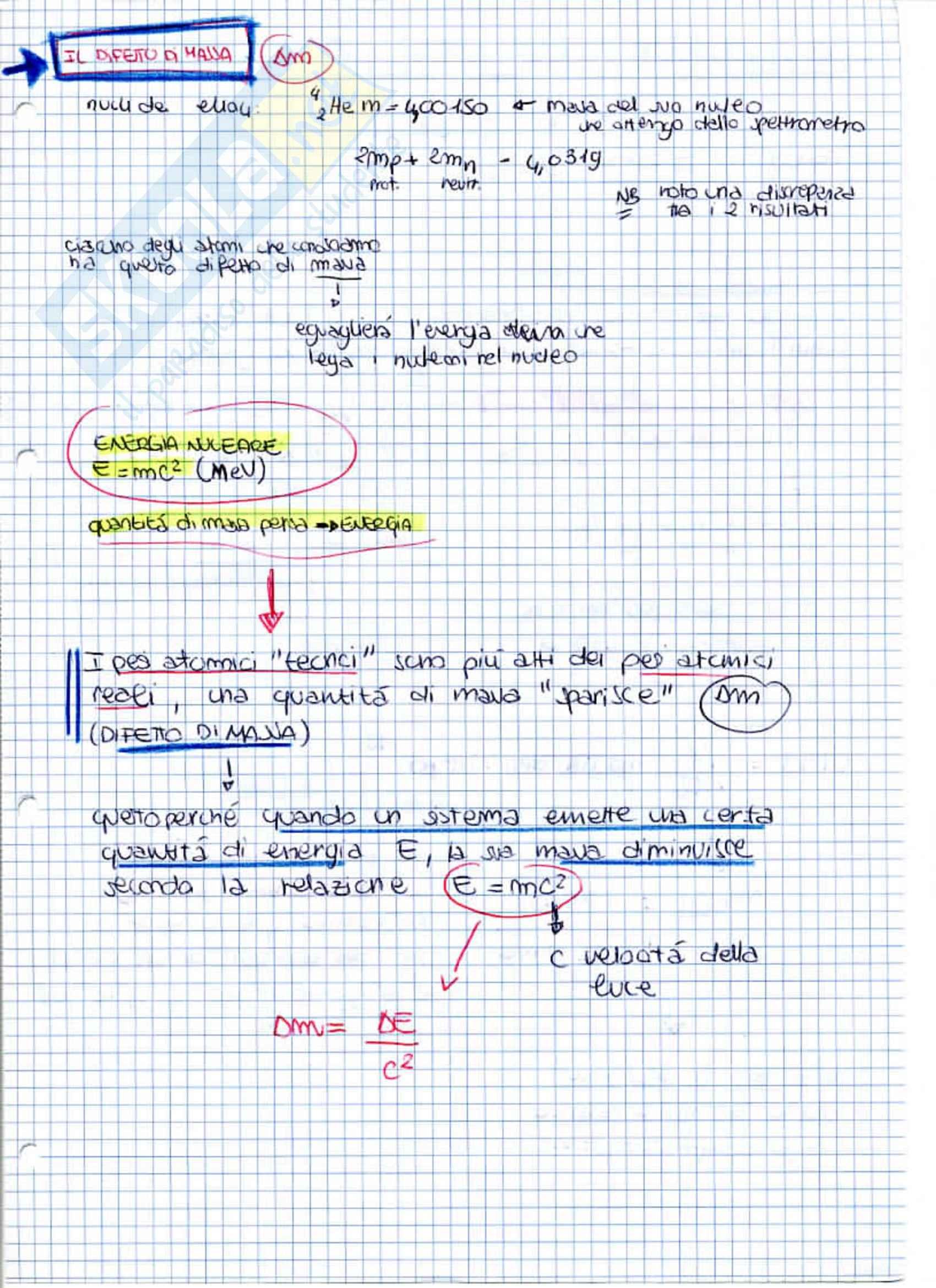 Lezioni: Appunti di Chimica Pag. 6