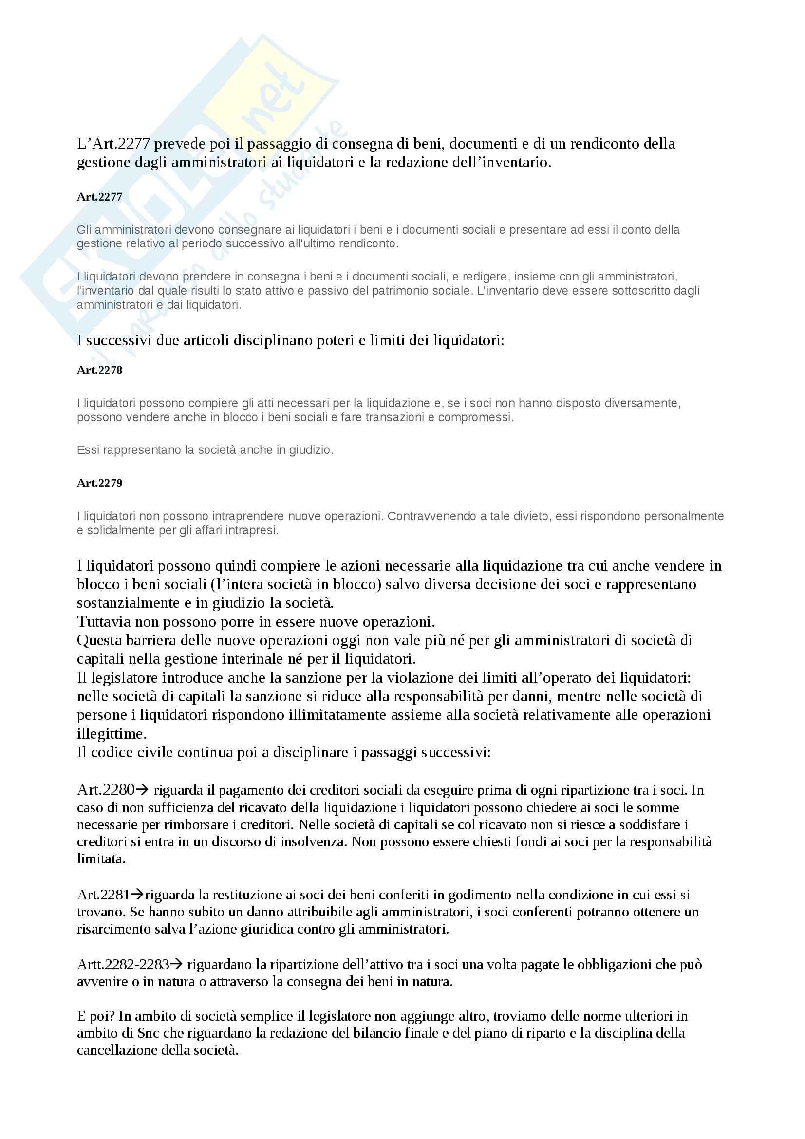 Lezioni, Diritto commerciale II Pag. 31