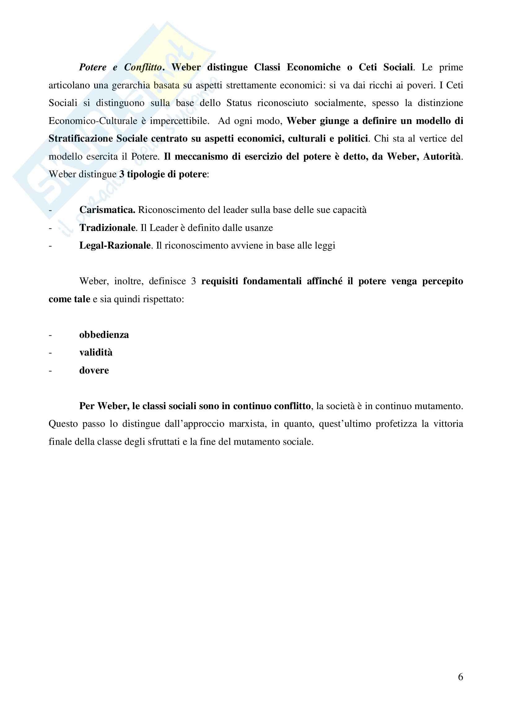 Sociologia - Appunti Pag. 6