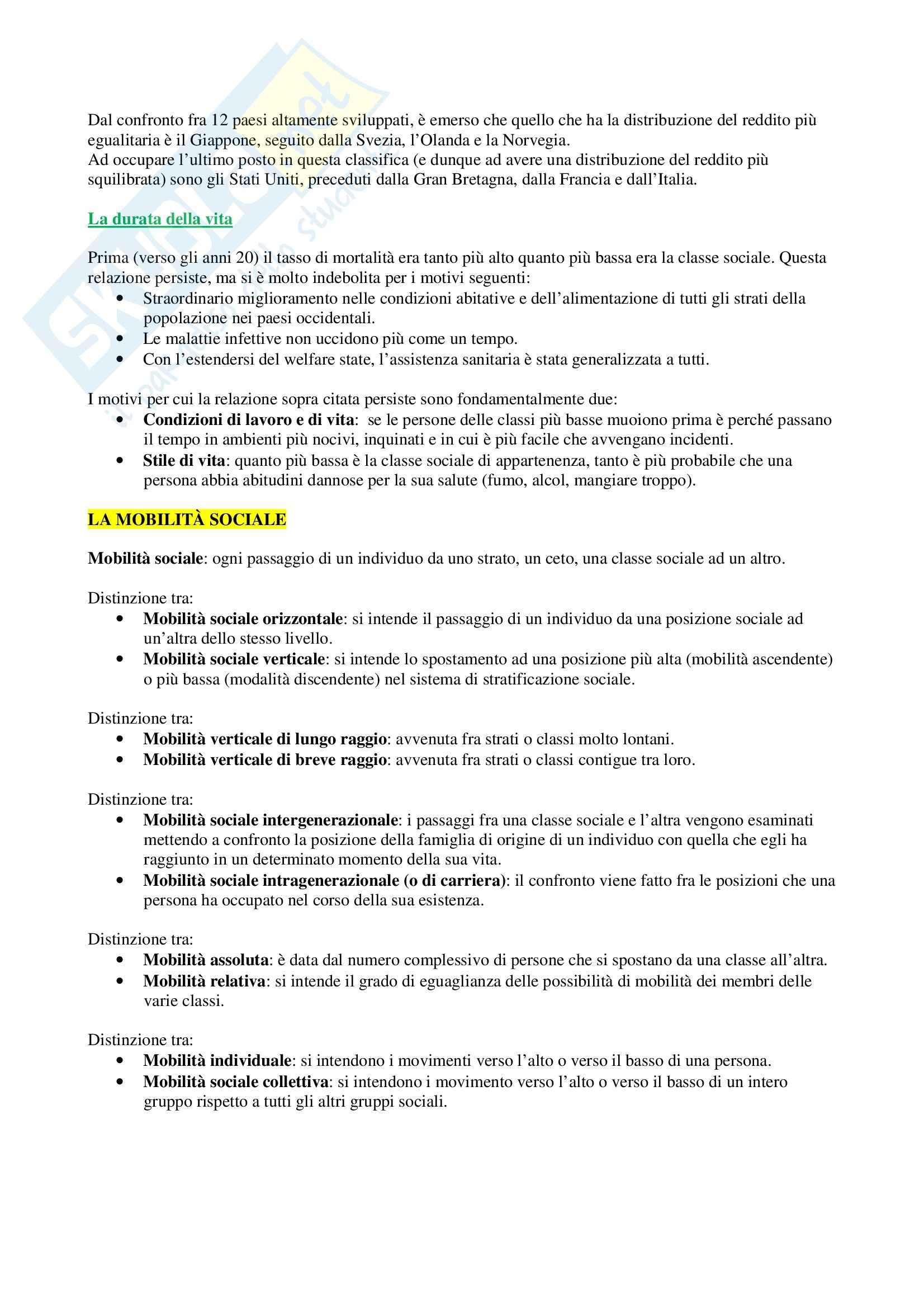 Elementi di sociologia Pag. 31