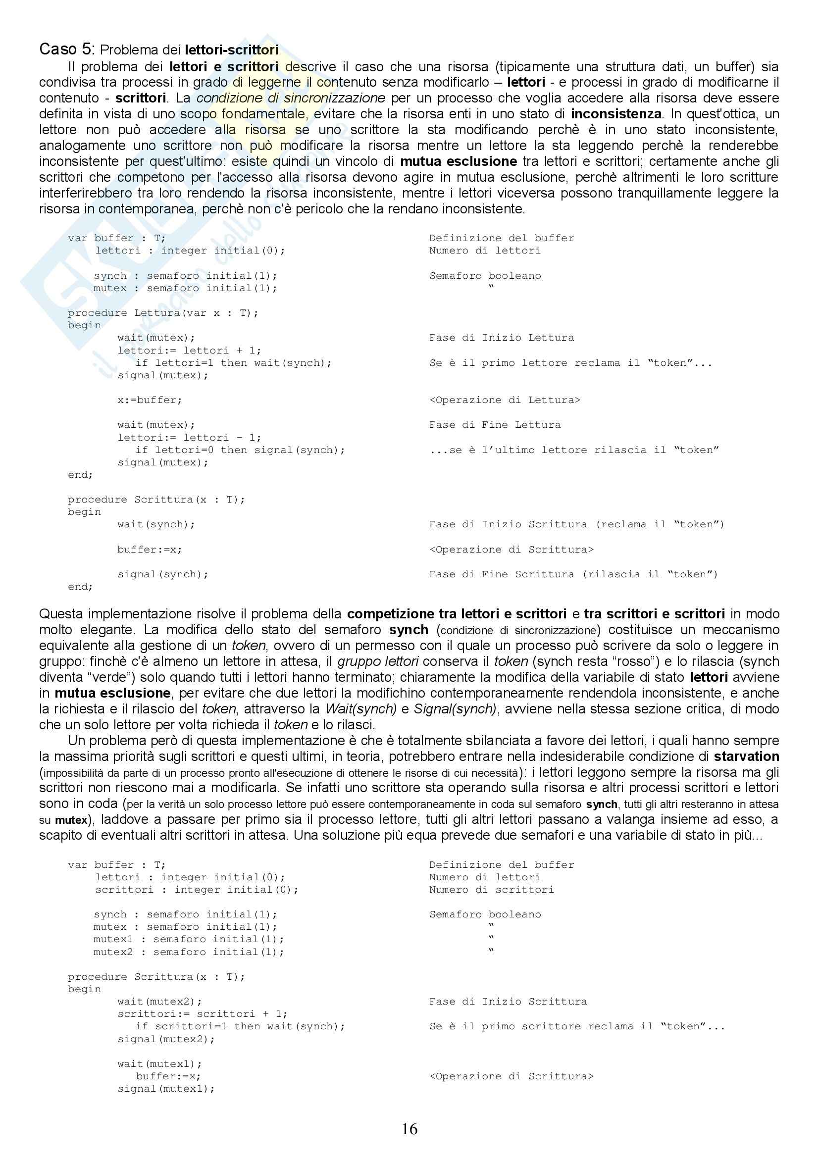 Software complessi Pag. 16