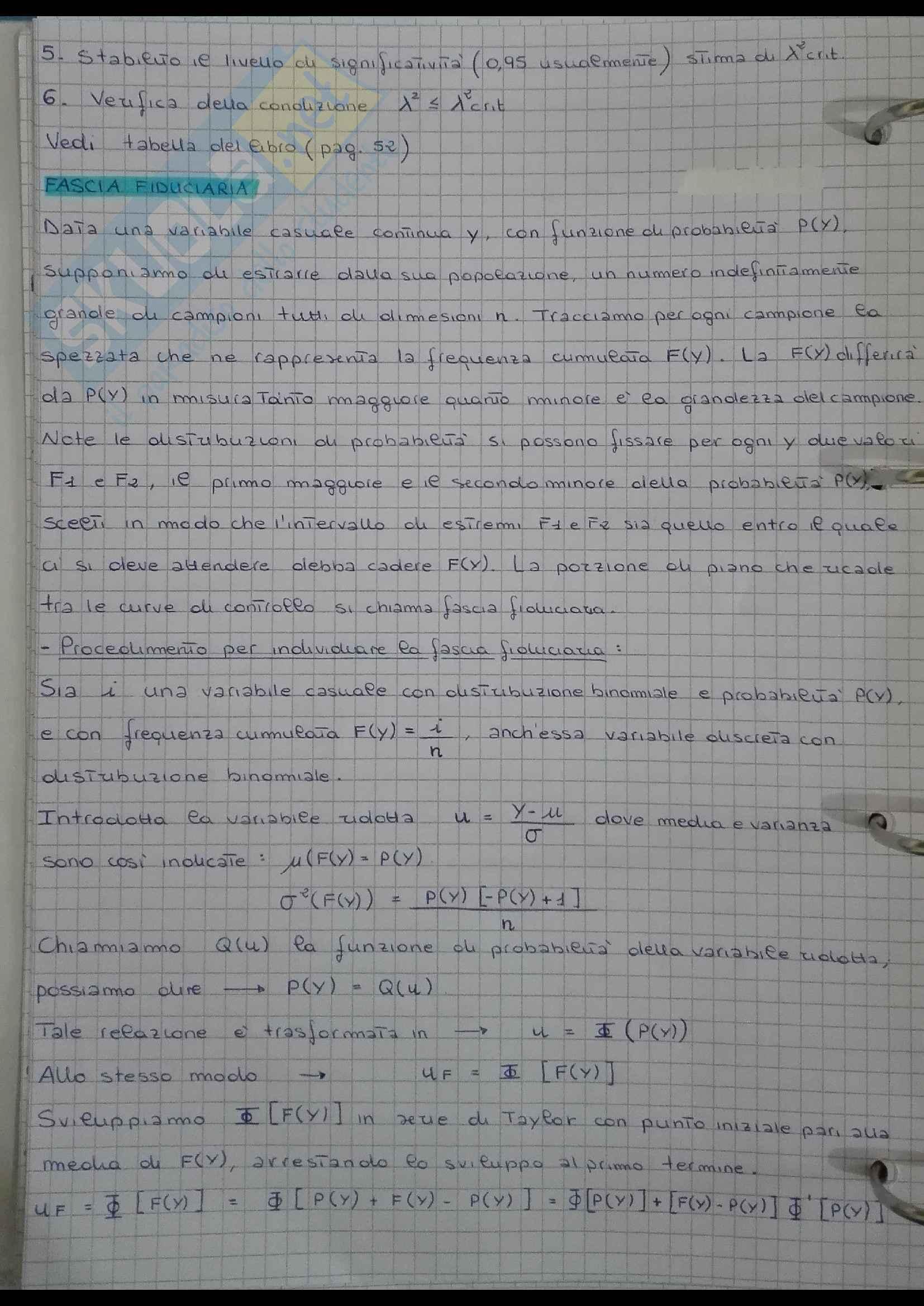 Appunti del corso di Costruzioni Idrauliche Pag. 16