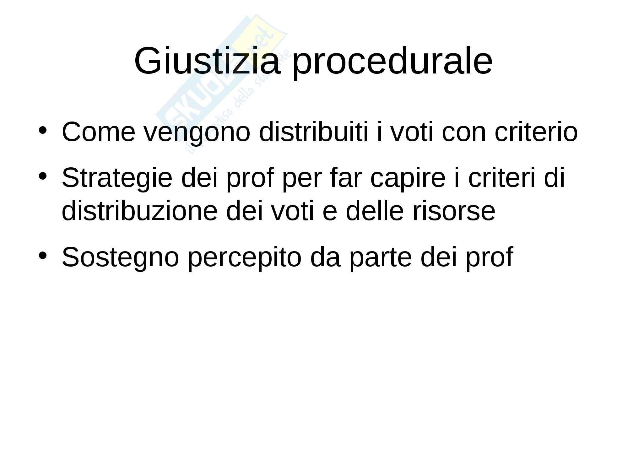 Riassunto esame Psicologia, prof. Petrillo, libro consigliato Senso di giustizia e benessere in adolescenza, Petrillo Pag. 31