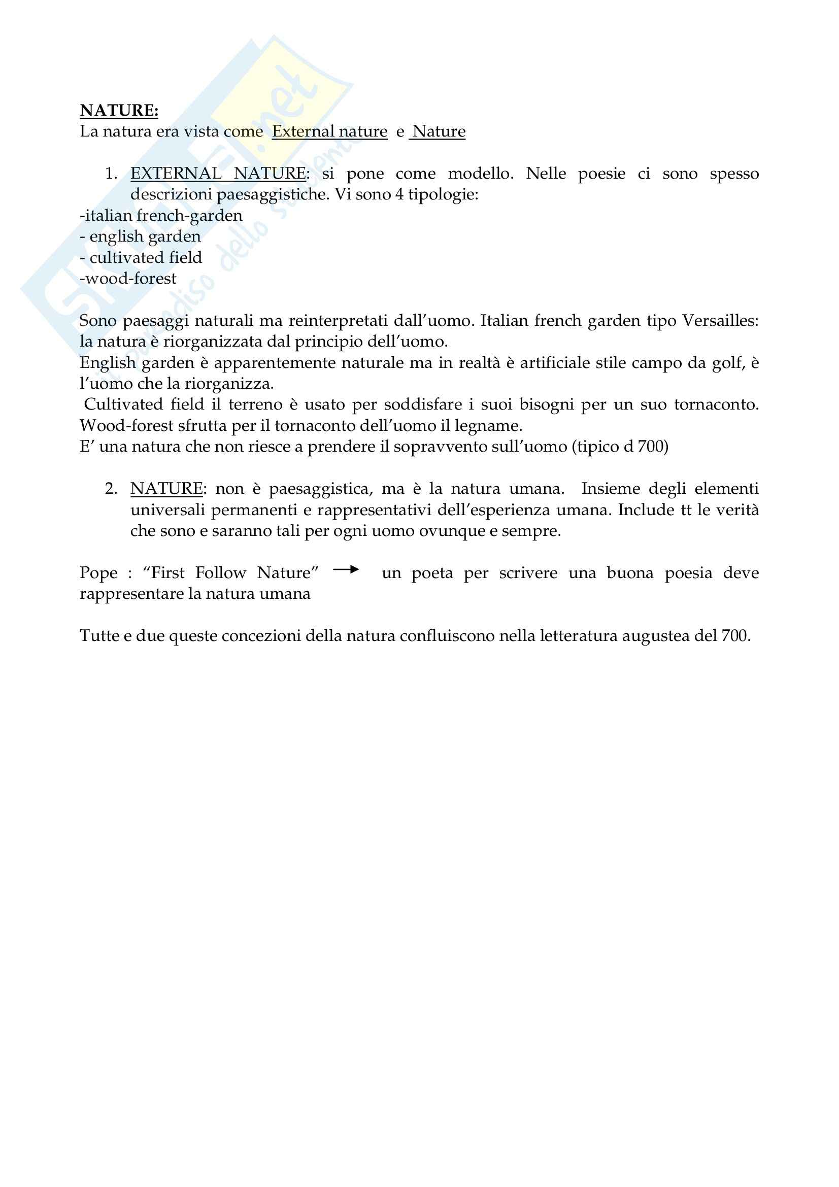 Letteratura inglese - parte 1 Pag. 6