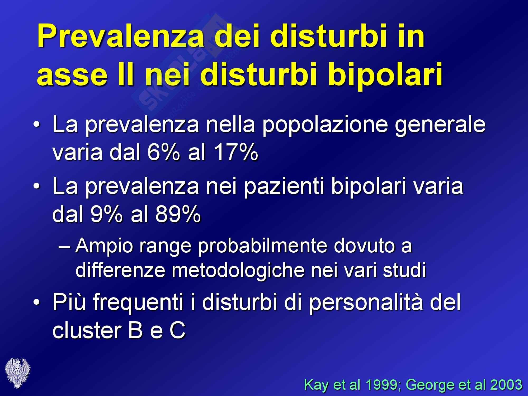 Psichiatria - disturbo bipolare Pag. 46
