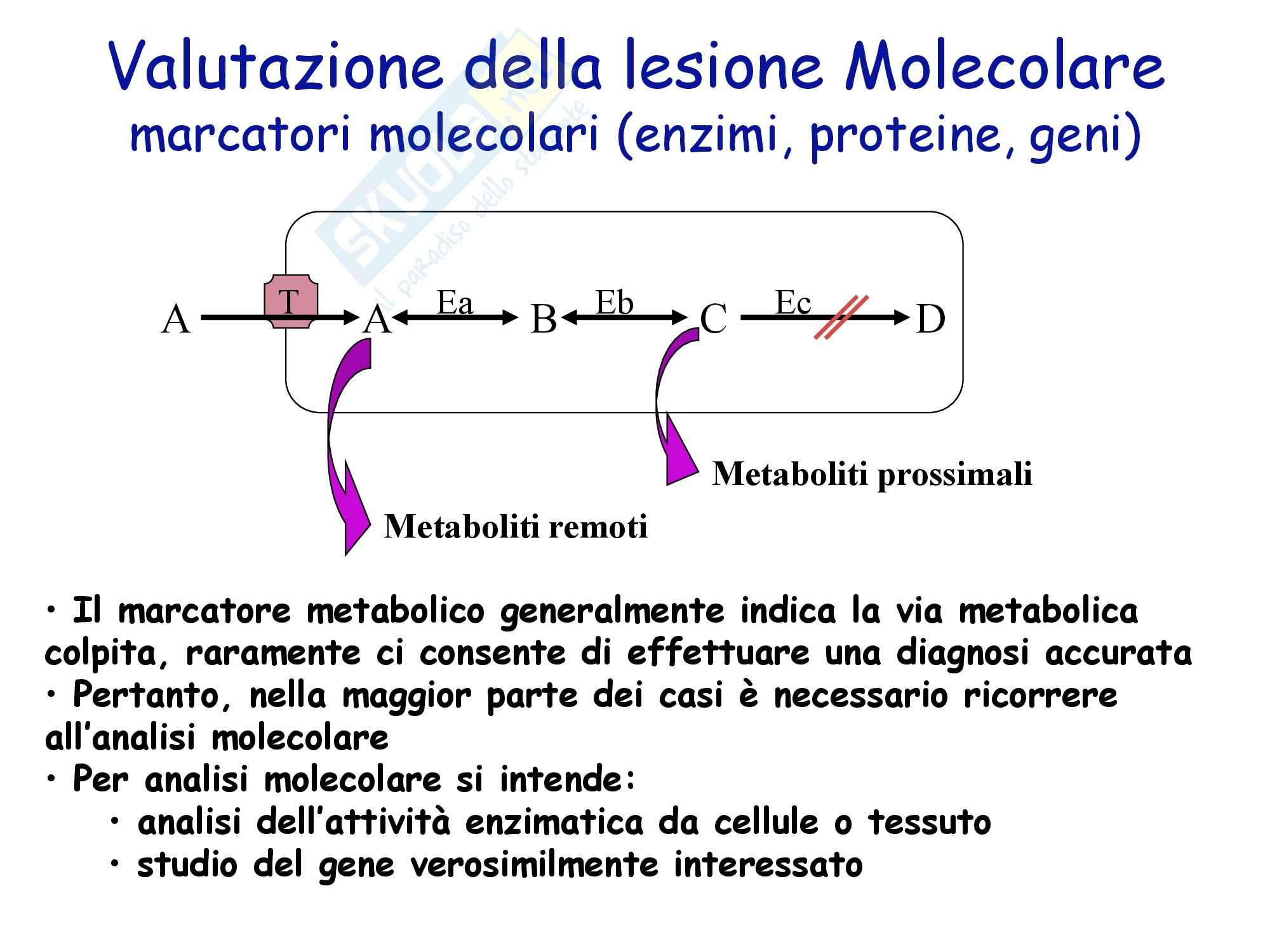 Biologia Molecolare Clinica Pag. 2
