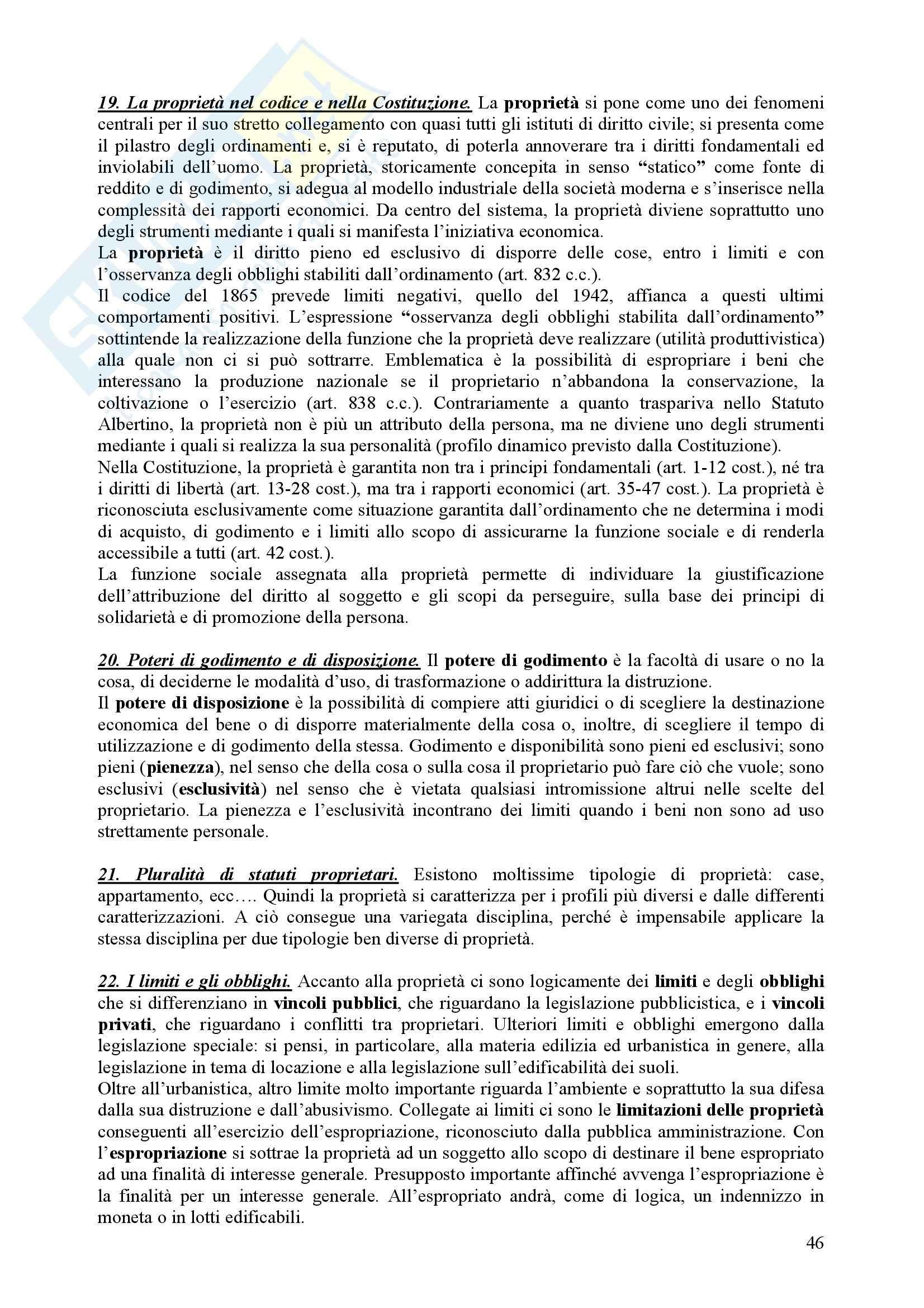 Diritto Civile - Perlingieri – Parte terza – Riassunto esame Pag. 16
