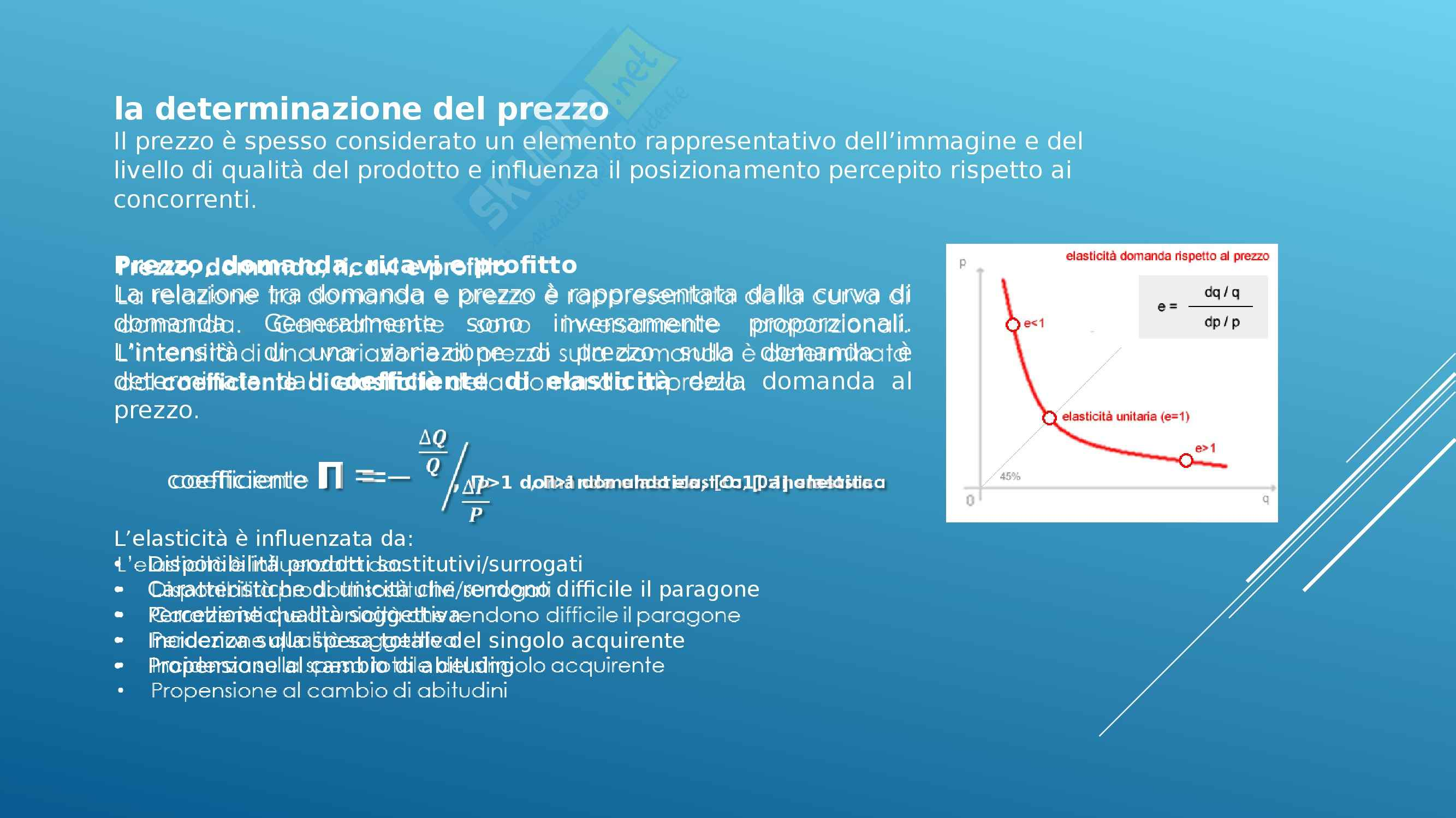 Riassunto esame Gestione Aziendale: Marketing, prof. Spina Pag. 41