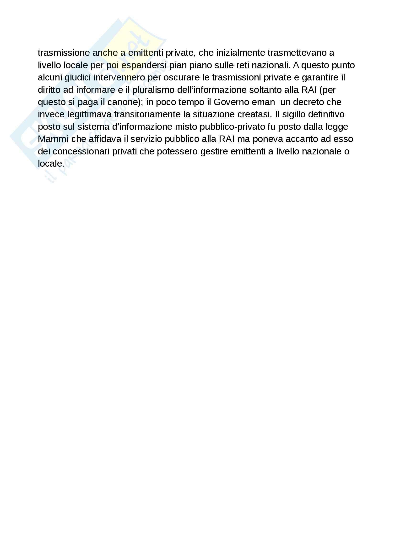 Riassunto esame diritto costituzionale, prof. Grosso, libro Diritto costituzionale, Bin, Pitruzzella Pag. 91