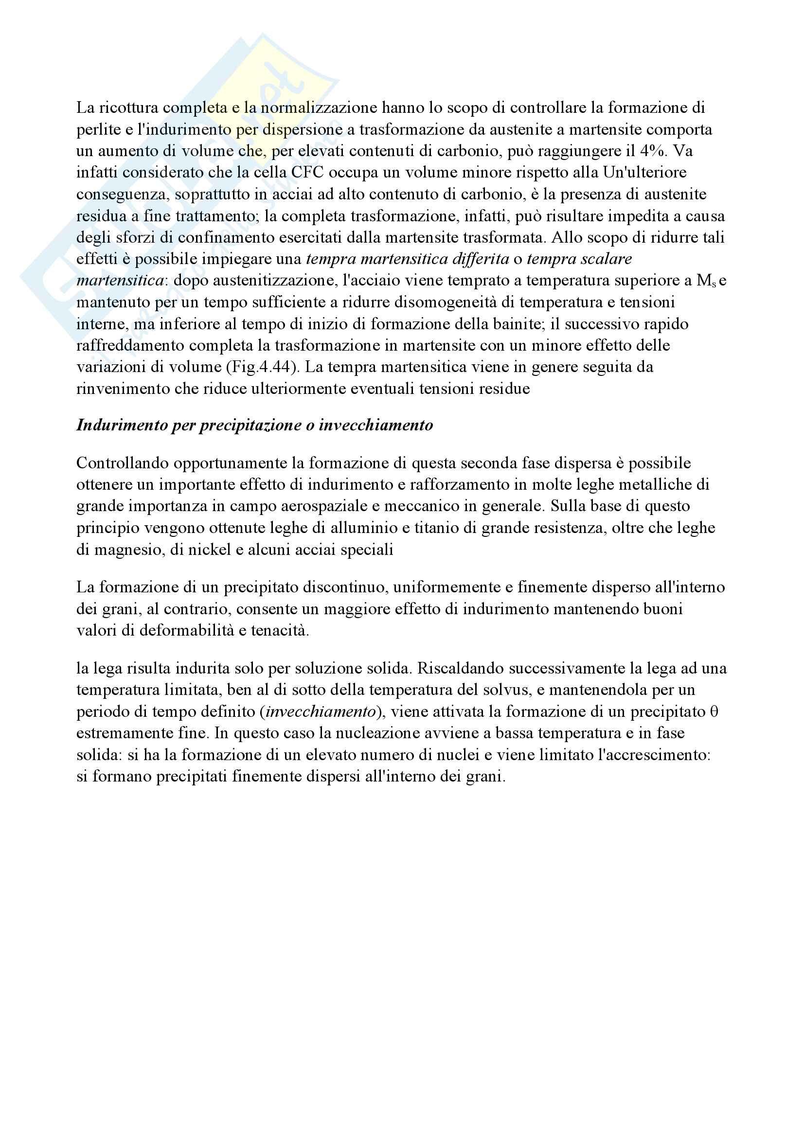 Appunti di Tecnologie e Materiali Aerospaziali Pag. 11