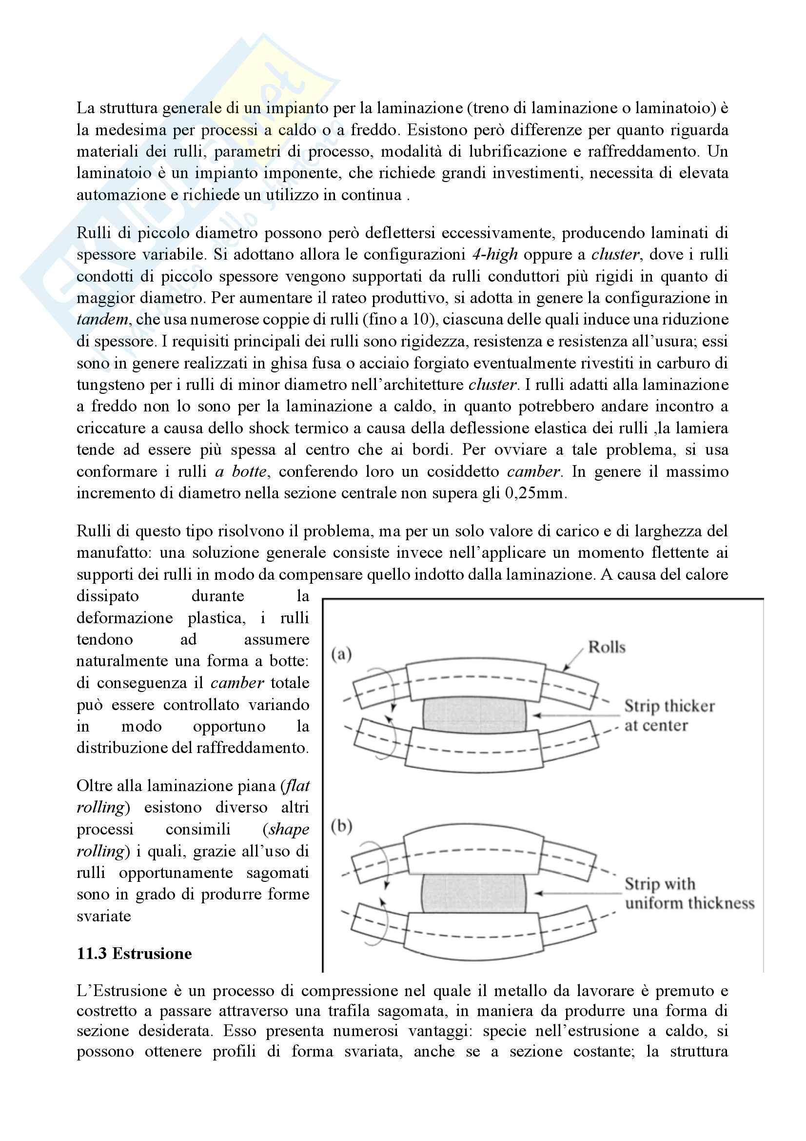 Appunti di Tecnologie e Materiali Aerospaziali Pag. 36