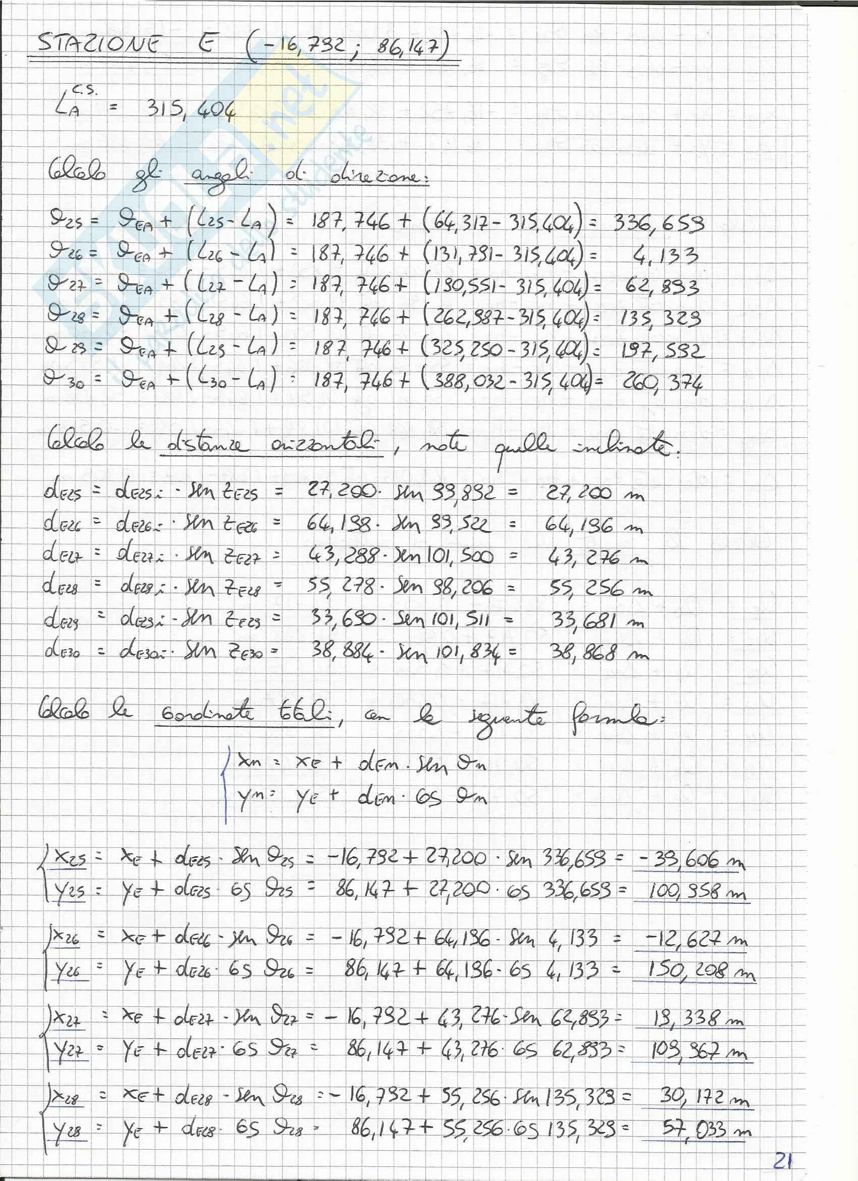 Esercizi geomatica Pag. 26