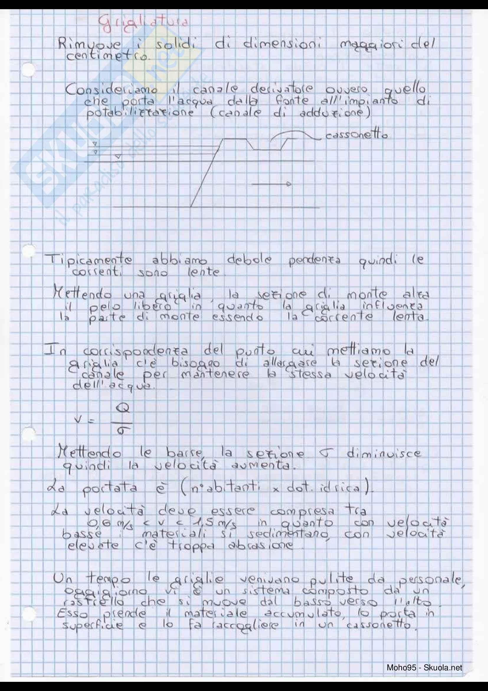 Ingegneria sanitaria ambientale - Teoria ed esercitazioni Pag. 11