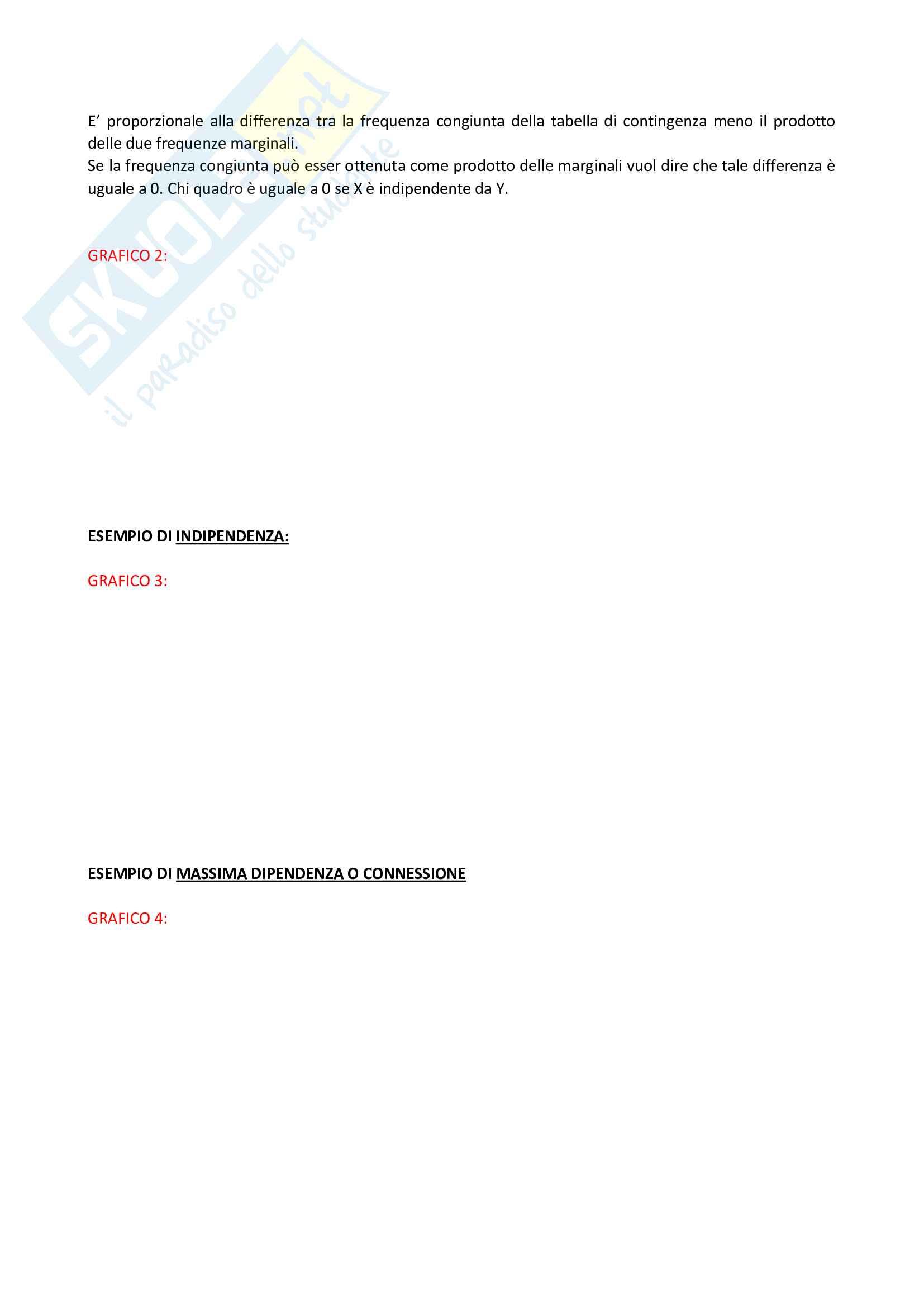Metodi quantitativi Pag. 31