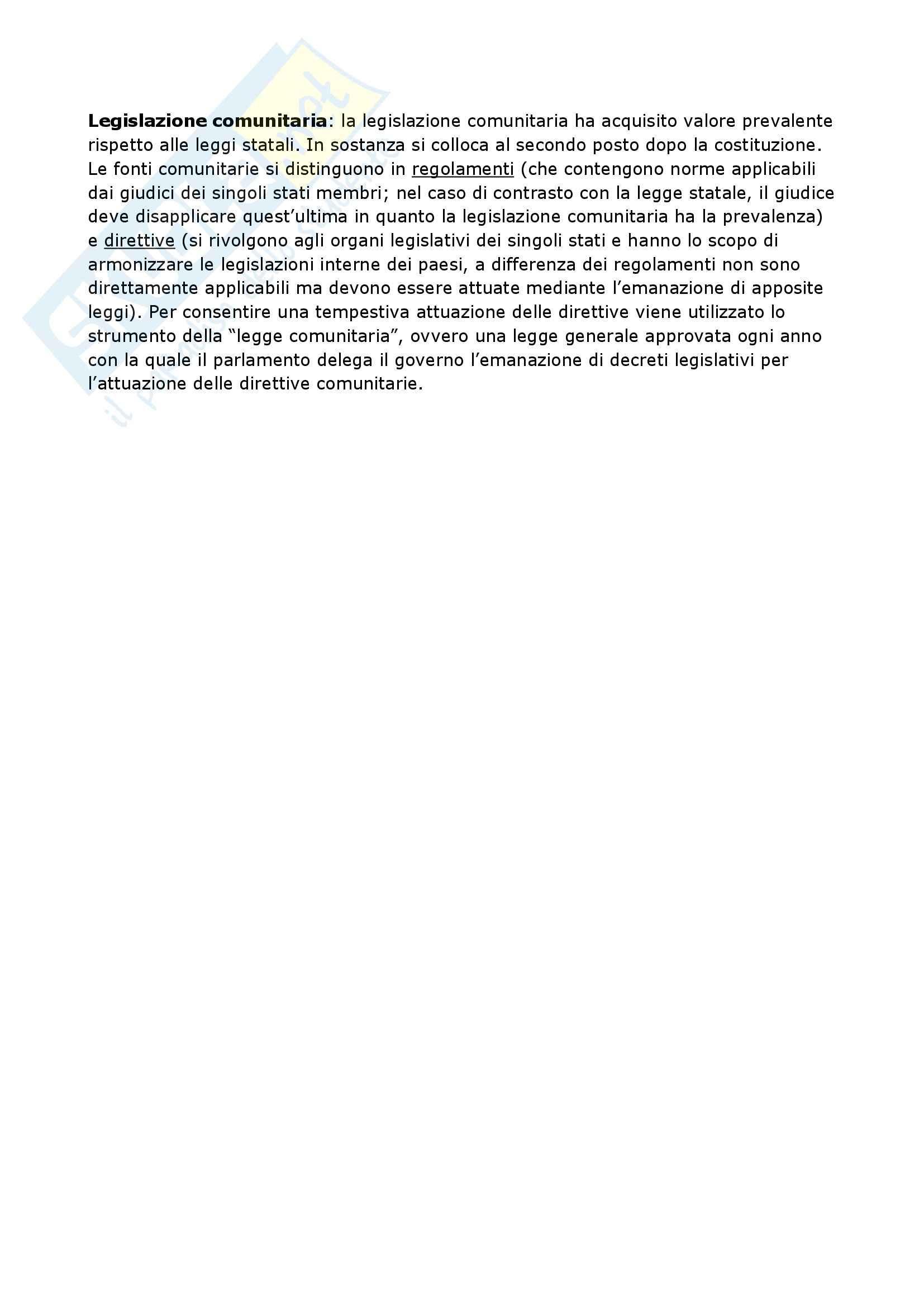 Riassunto esame Manuale di Diritto Privato, Torrente, Schlesinger, prof. Stefini Pag. 6