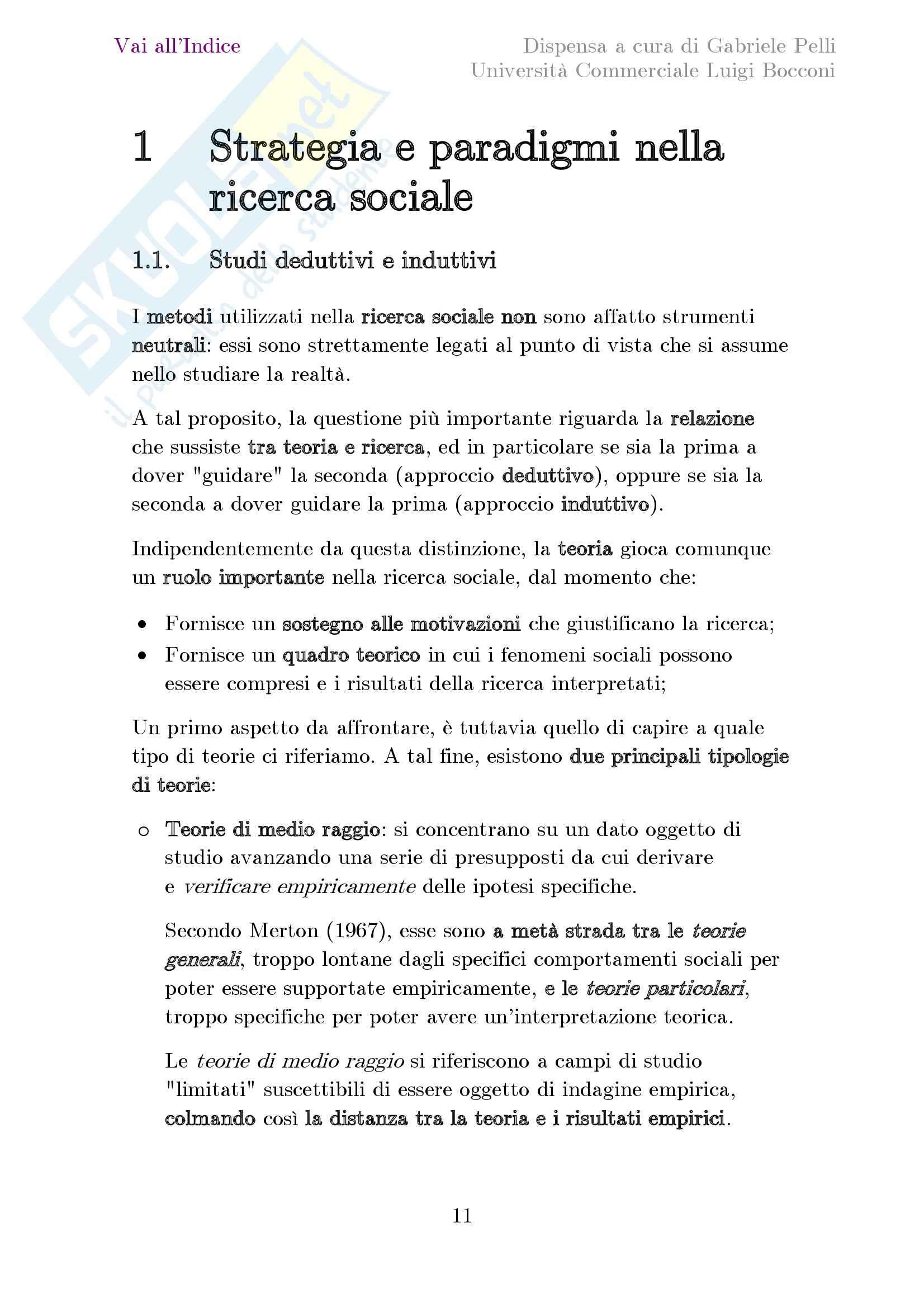 Istituzioni di governo e società - Appunti Pag. 11