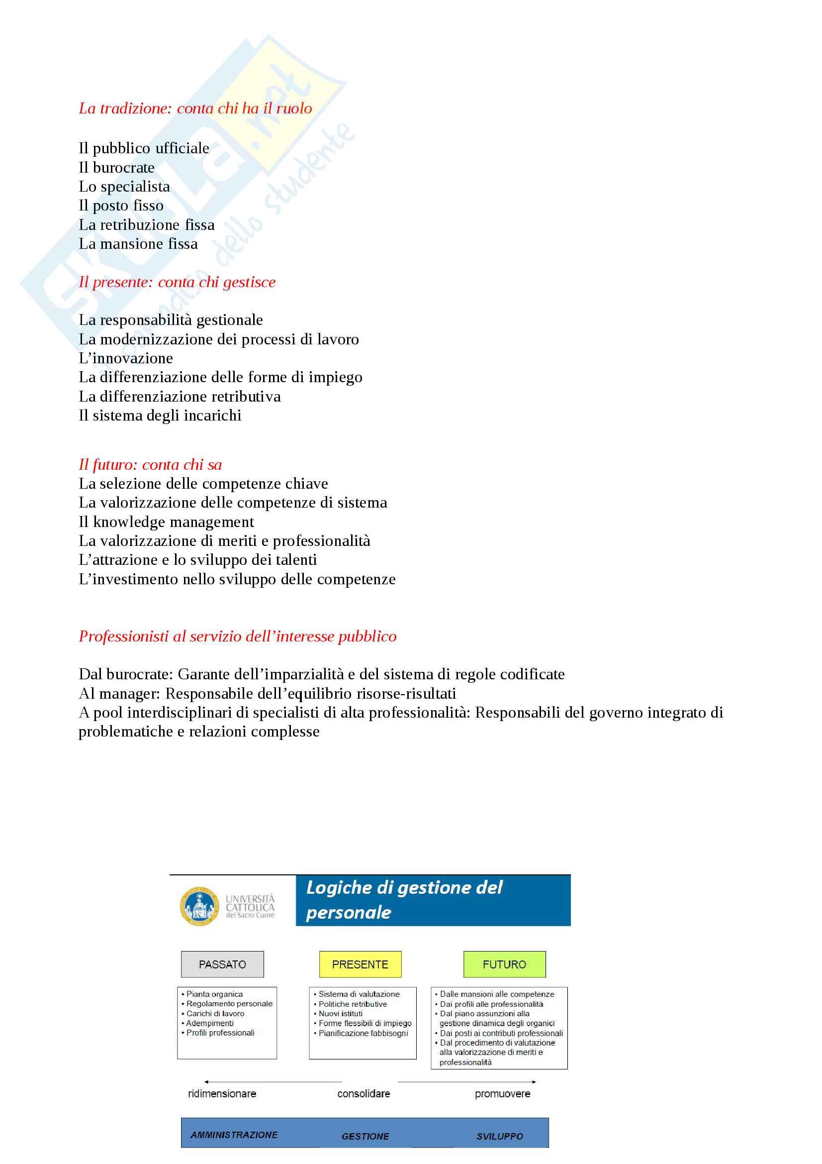 Management amministrazioni pubbliche Pag. 46